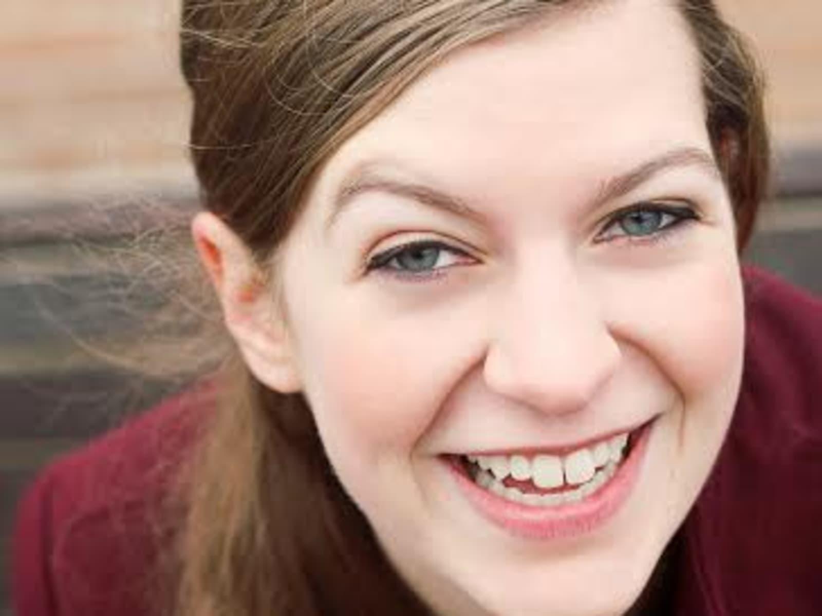 Lauren from Saskatoon, Saskatchewan, Canada