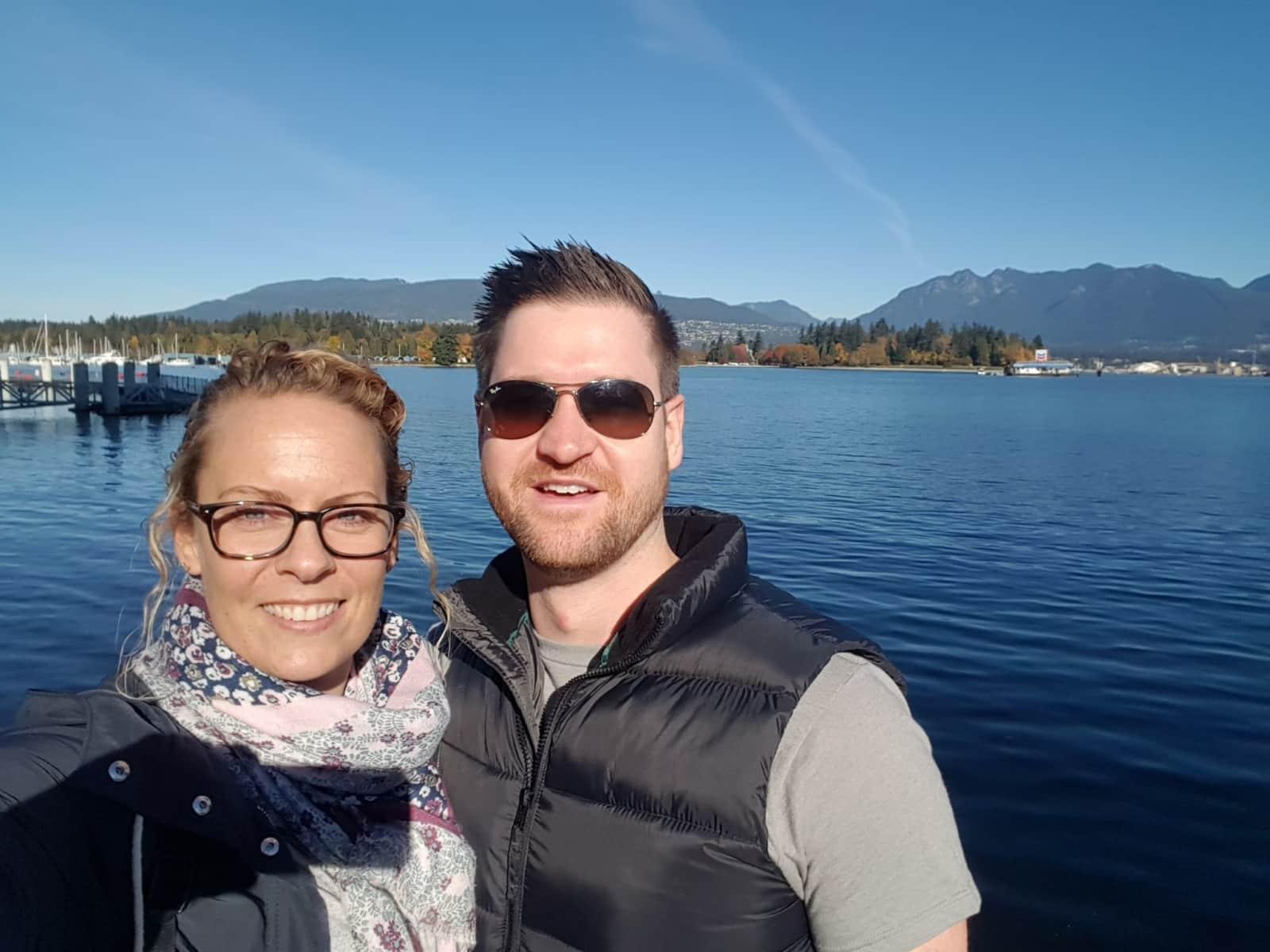 Joanna & Adam from Vancouver, British Columbia, Canada