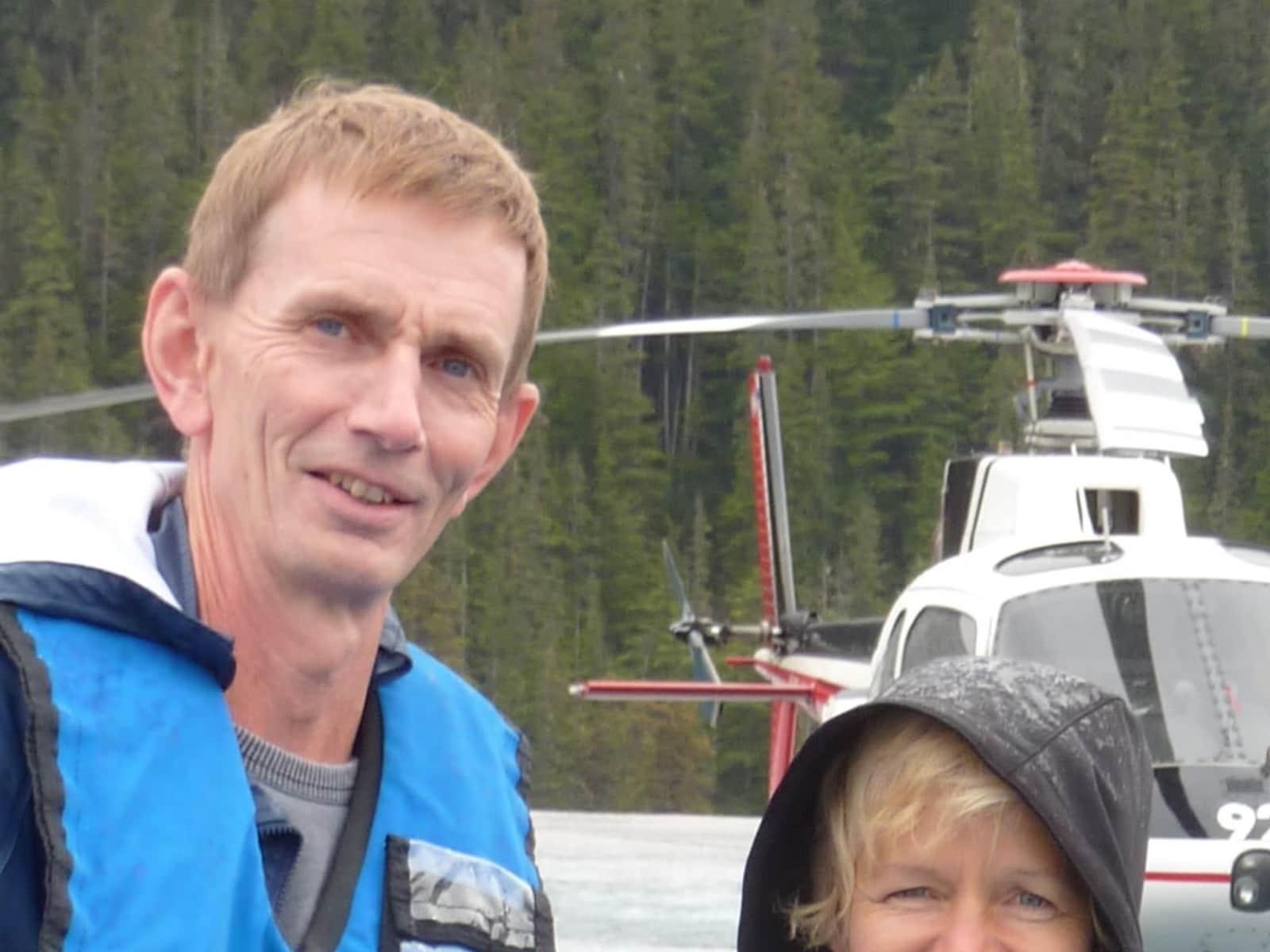 Dorothy & Mark from Winnipeg, Manitoba, Canada