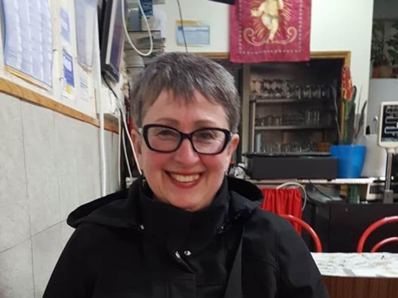 Debbie from Wetaskiwin, Alberta, Canada