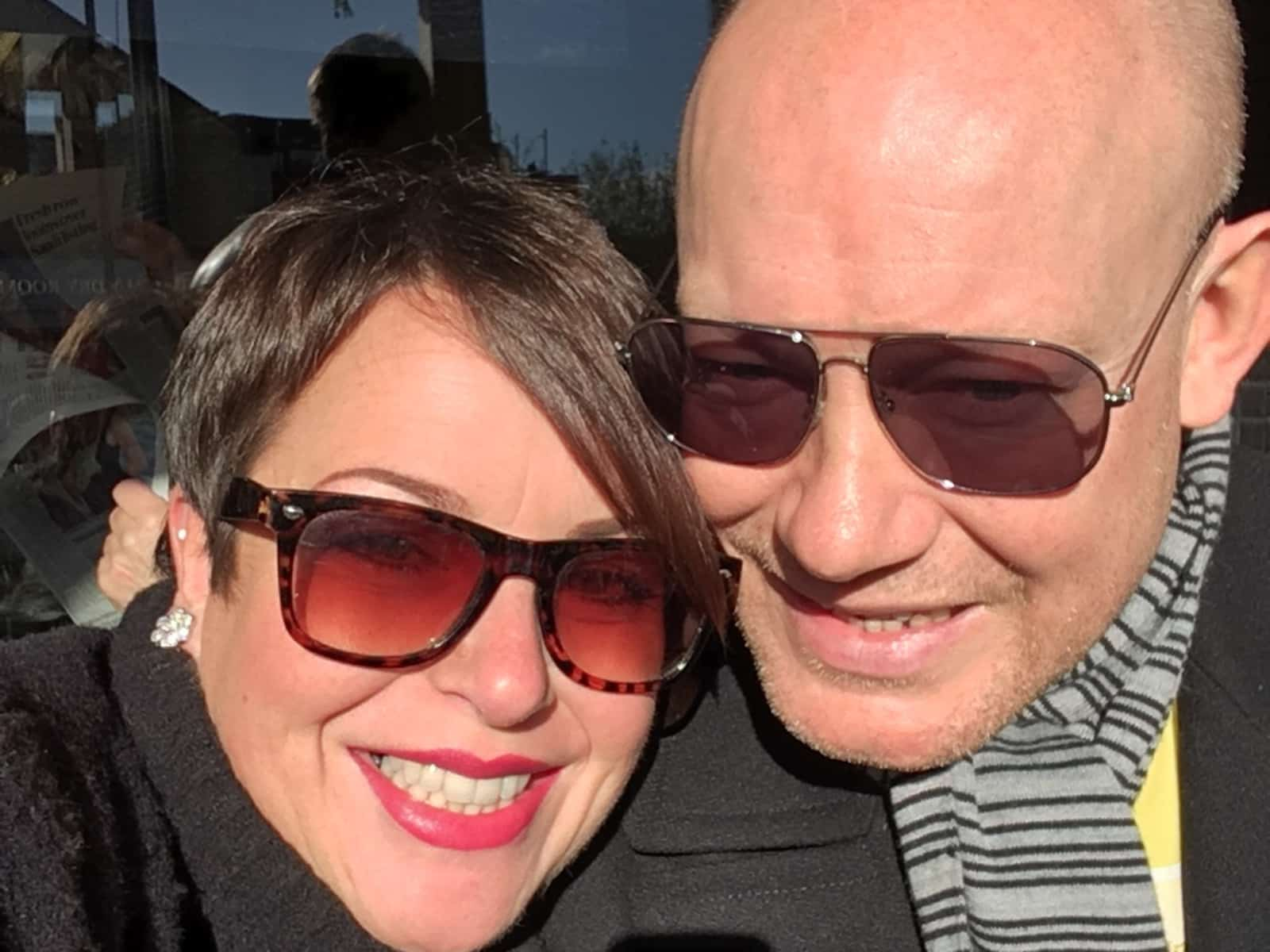 Sarah & Bill from Leeds, United Kingdom