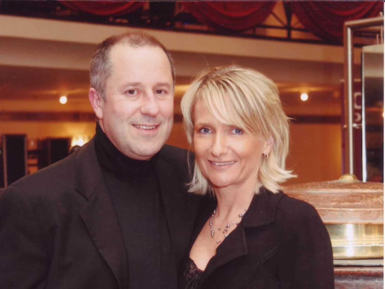 Martina & Robert from Neu-Anspach, Germany