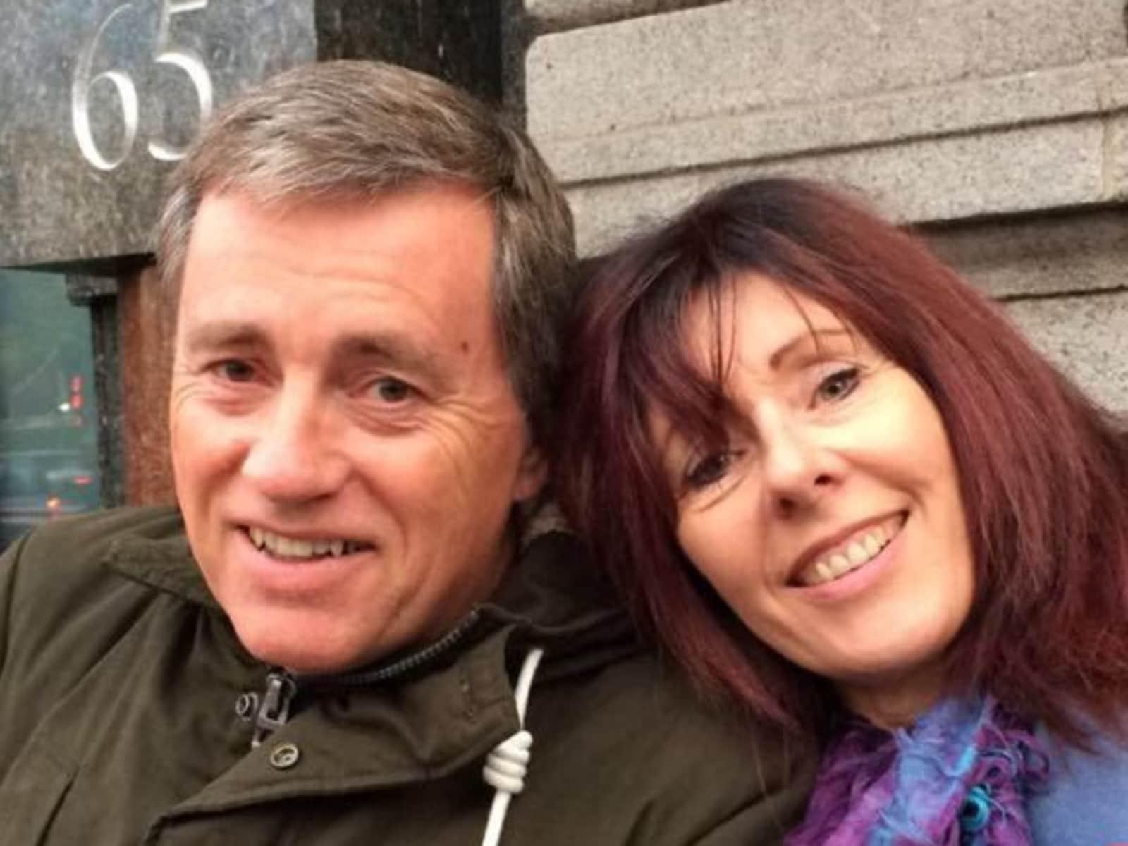 David & Karen from Rudyard, United Kingdom