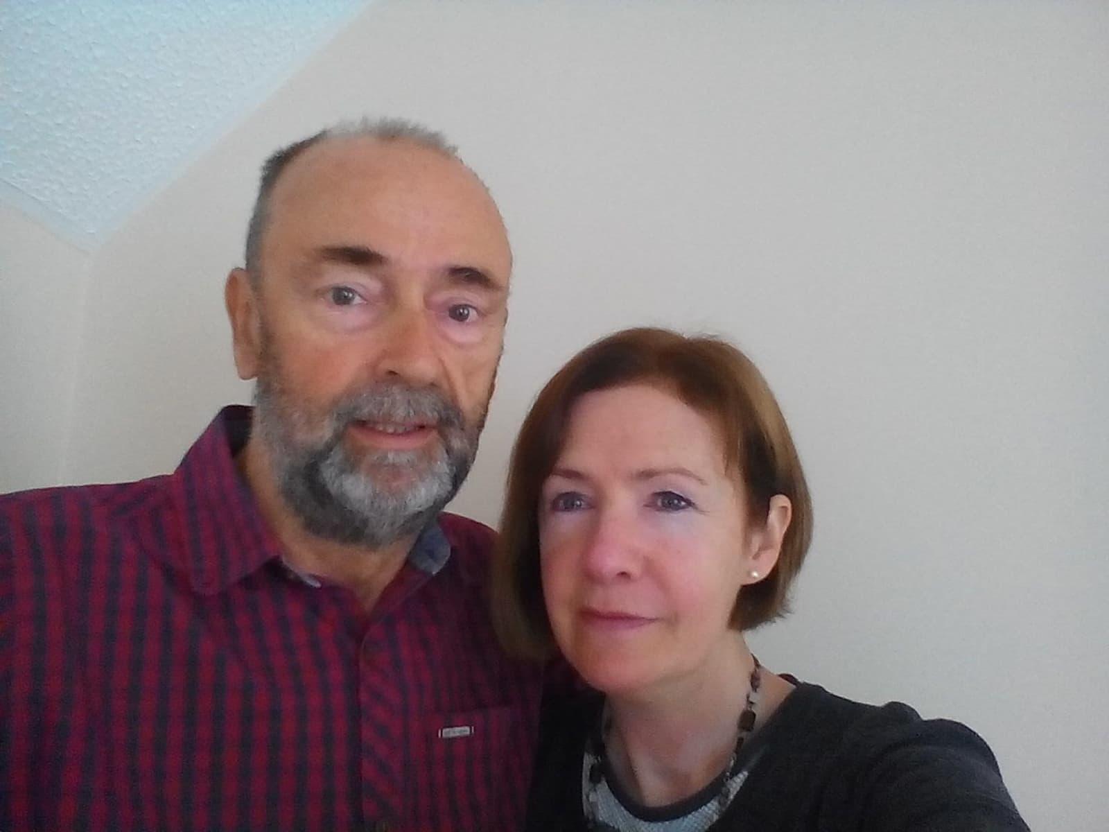 Richard & Beverley from Bridgend, United Kingdom