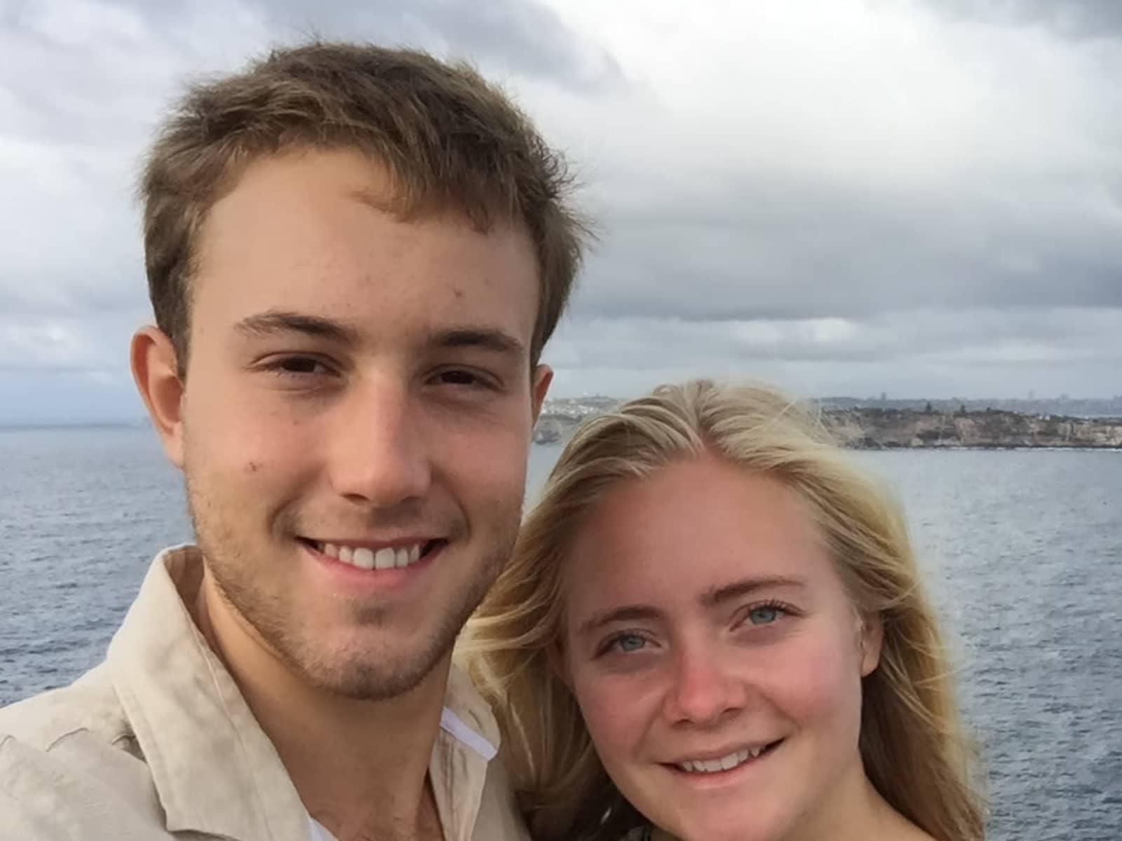 Frazer & Eilis from Perth, Western Australia, Australia