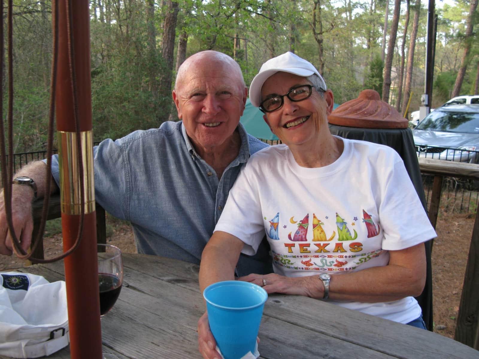Marilyn & Joe from Bradenton, Florida, United States