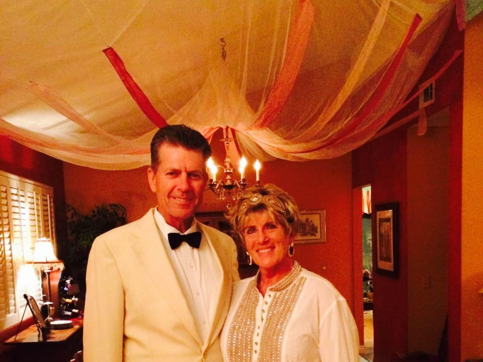 Harrison & Barbara from Riverside, California, United States