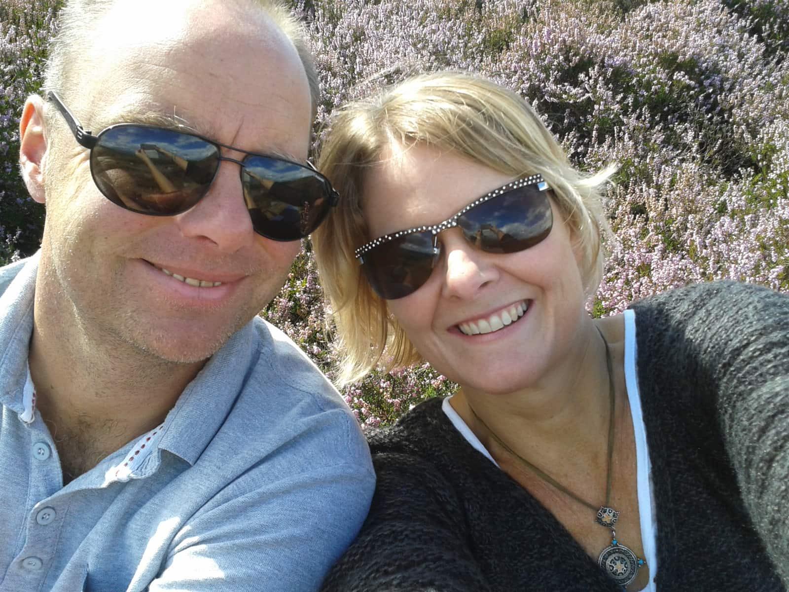 Clive & Kathy from Farnham, United Kingdom
