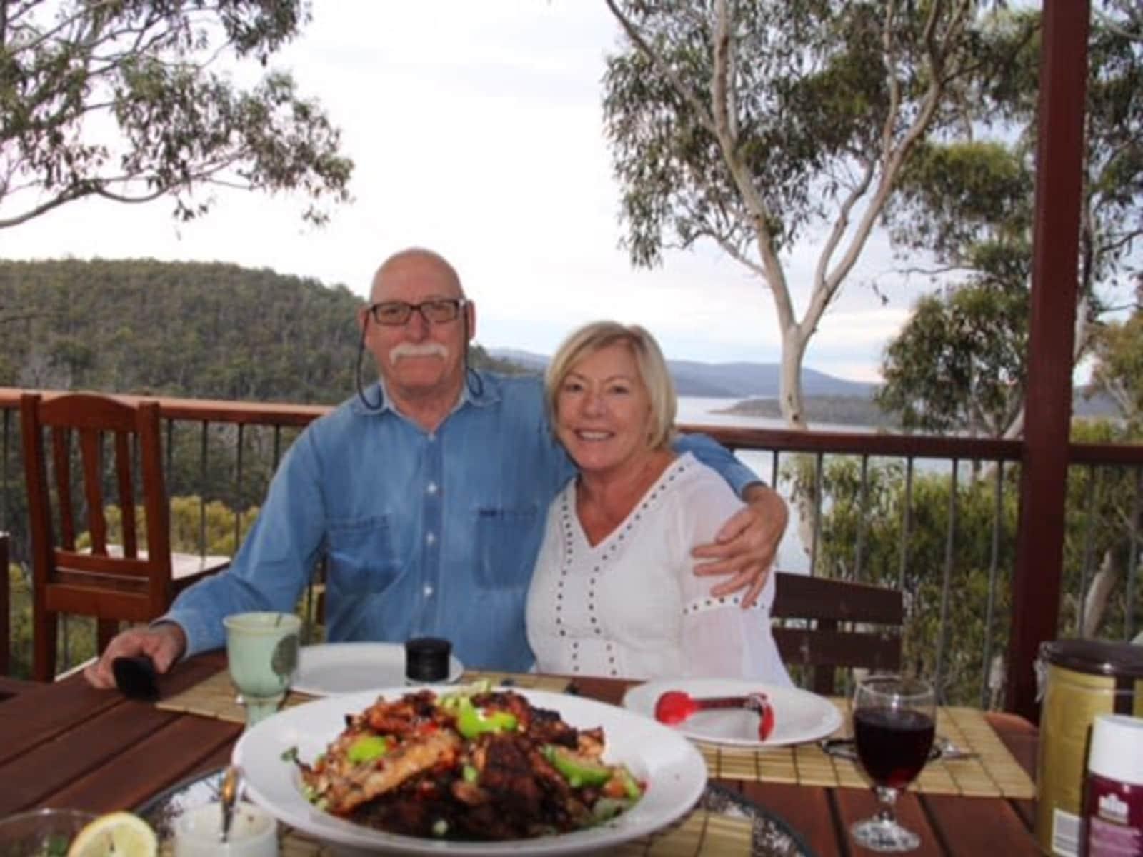 Ross & Jillian from Jindabyne, New South Wales, Australia