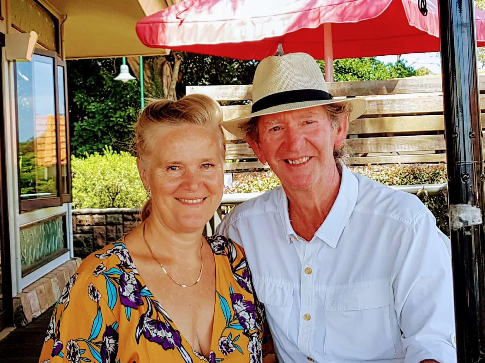 Galina & Steve from Port Macquarie, New South Wales, Australia
