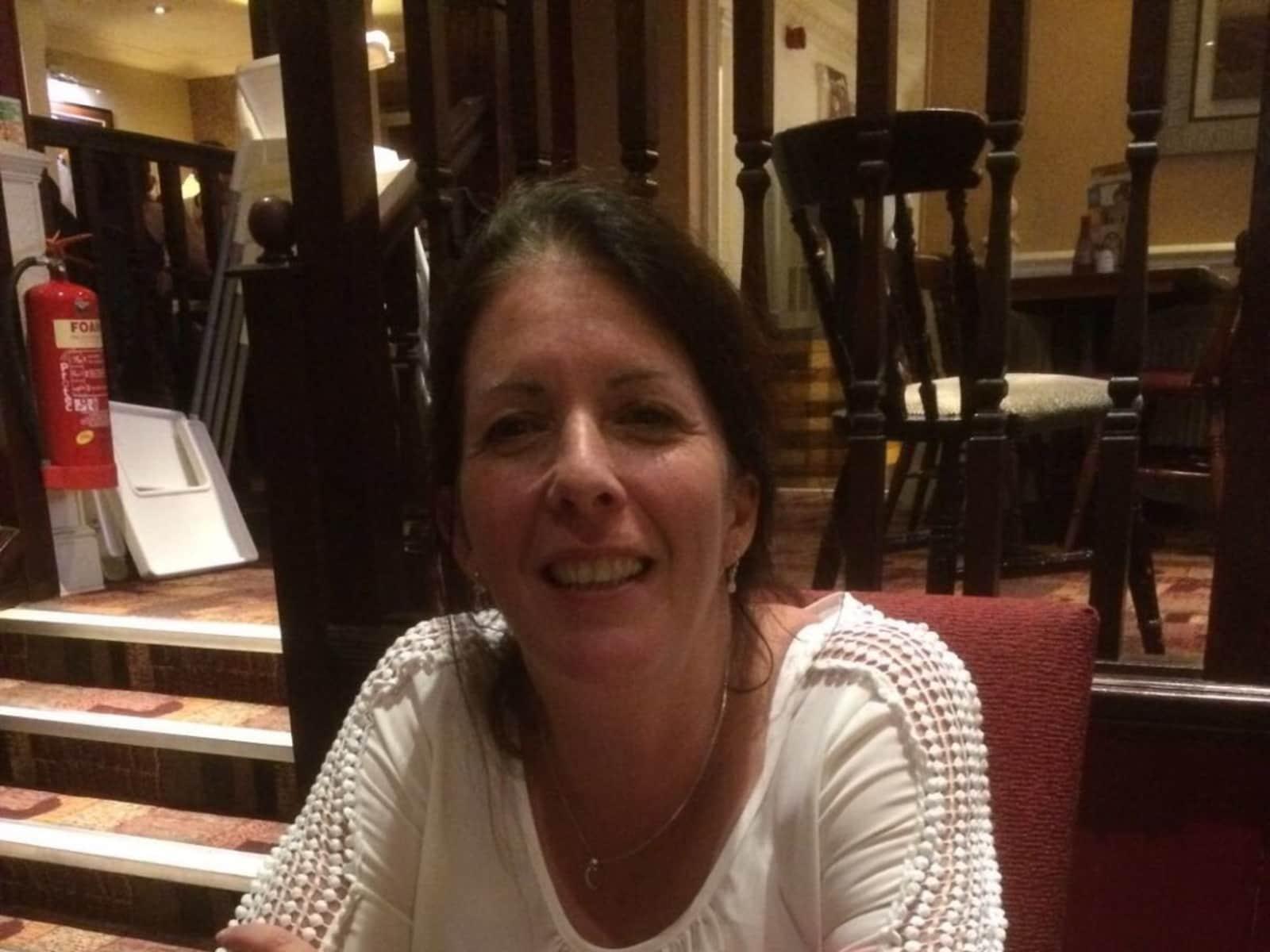 Christine from Manchester, United Kingdom