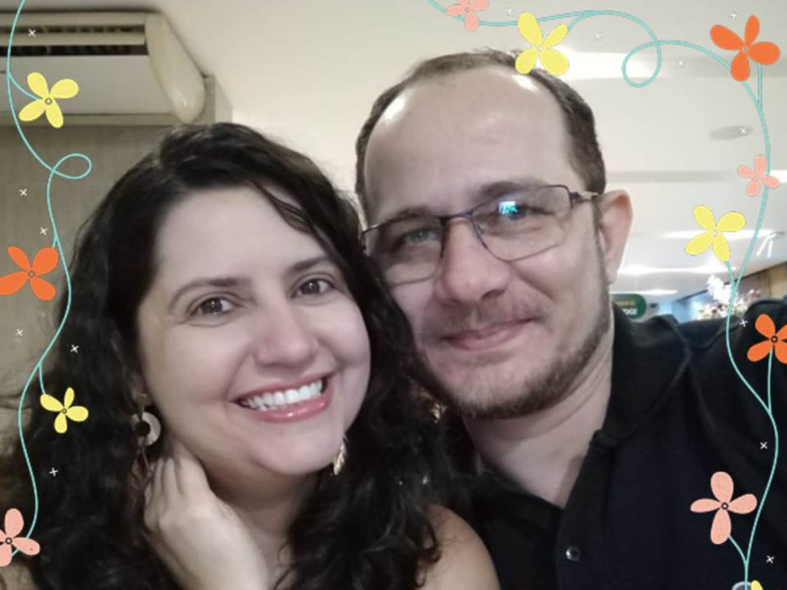 Alessandra maria & Leonardo from Olinda, Brazil