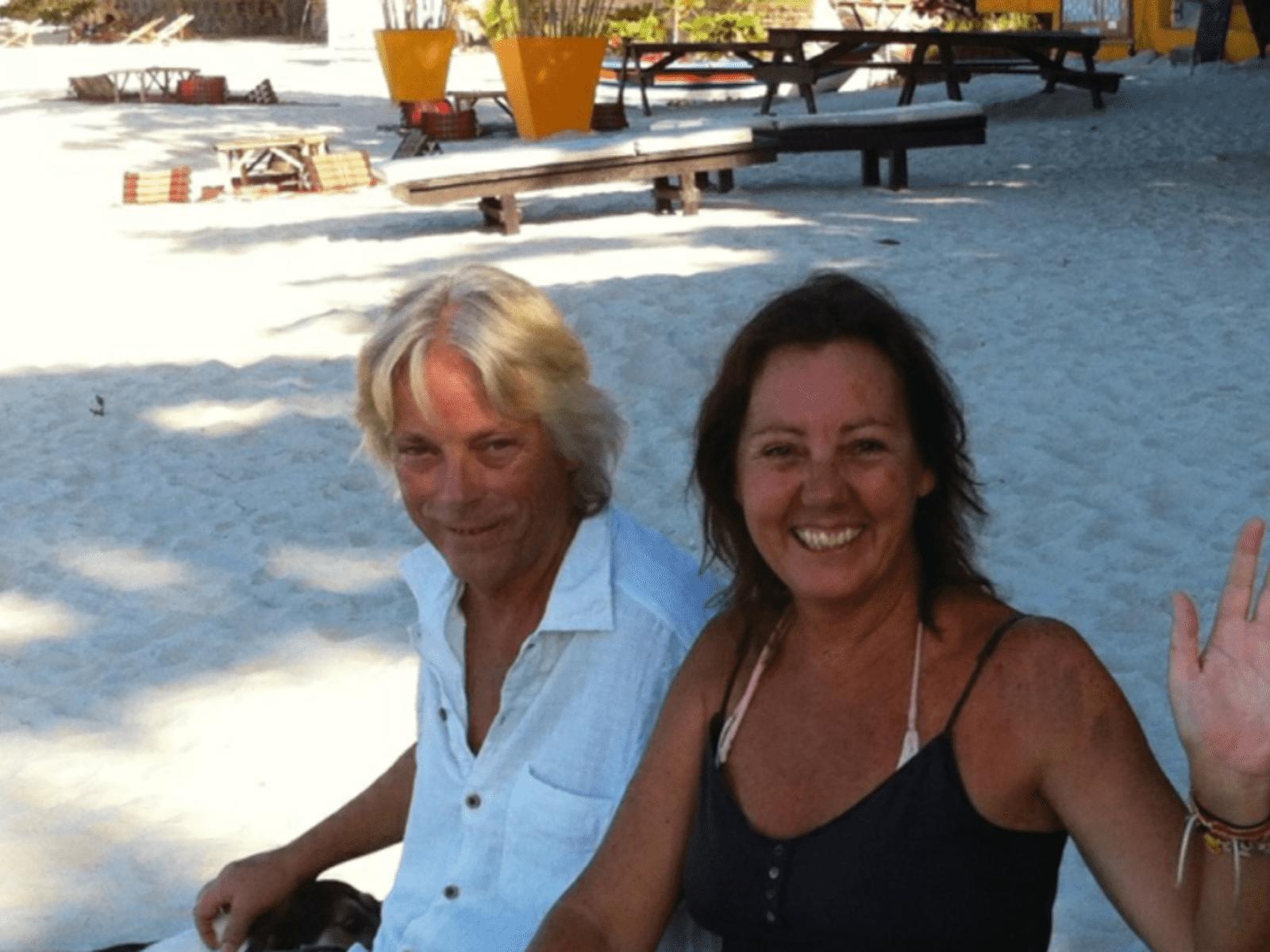 Leonie & Steve from Melbourne, Victoria, Australia