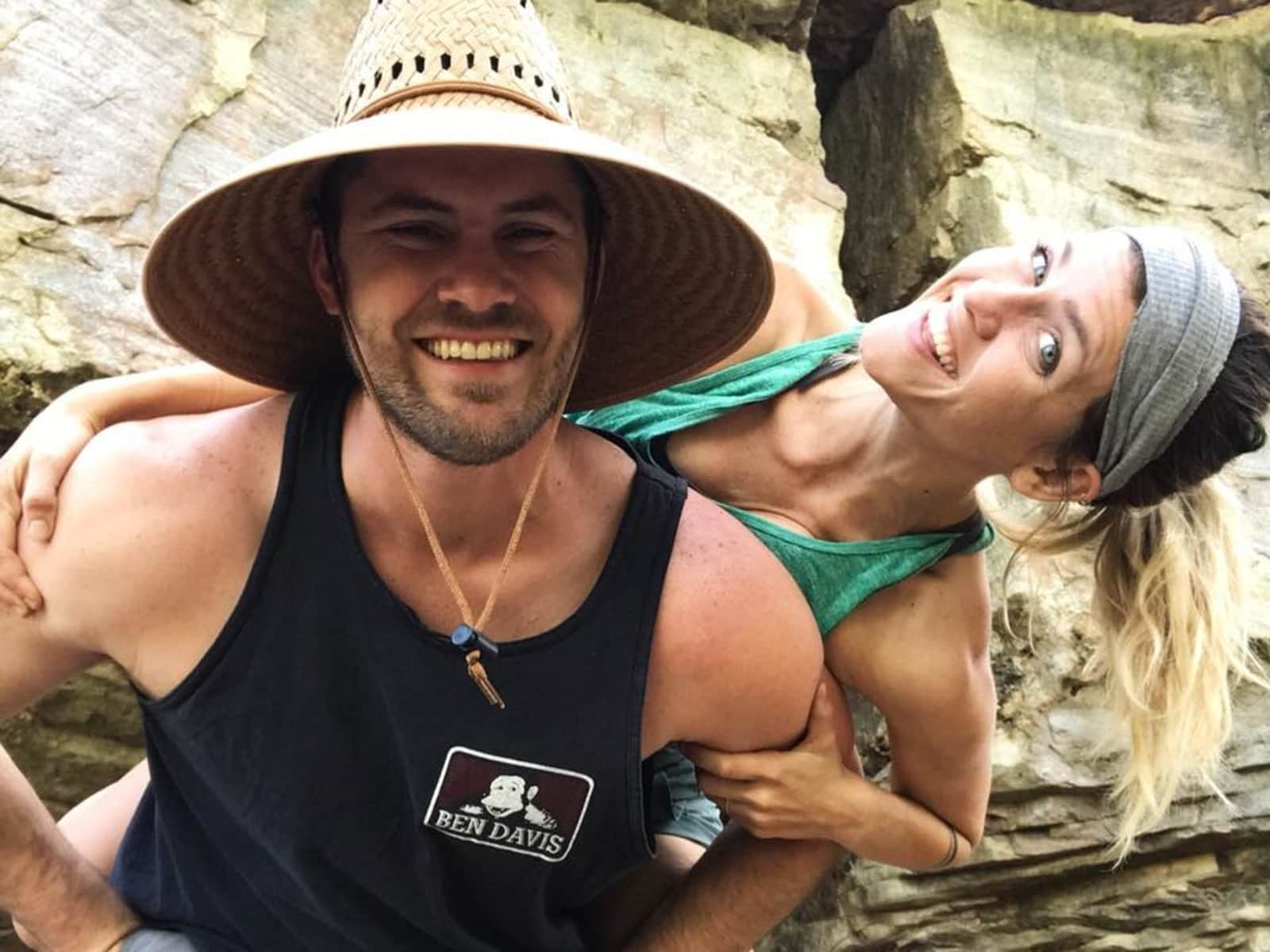 Jeremy & Emily from Saint Petersburg, Florida, United States