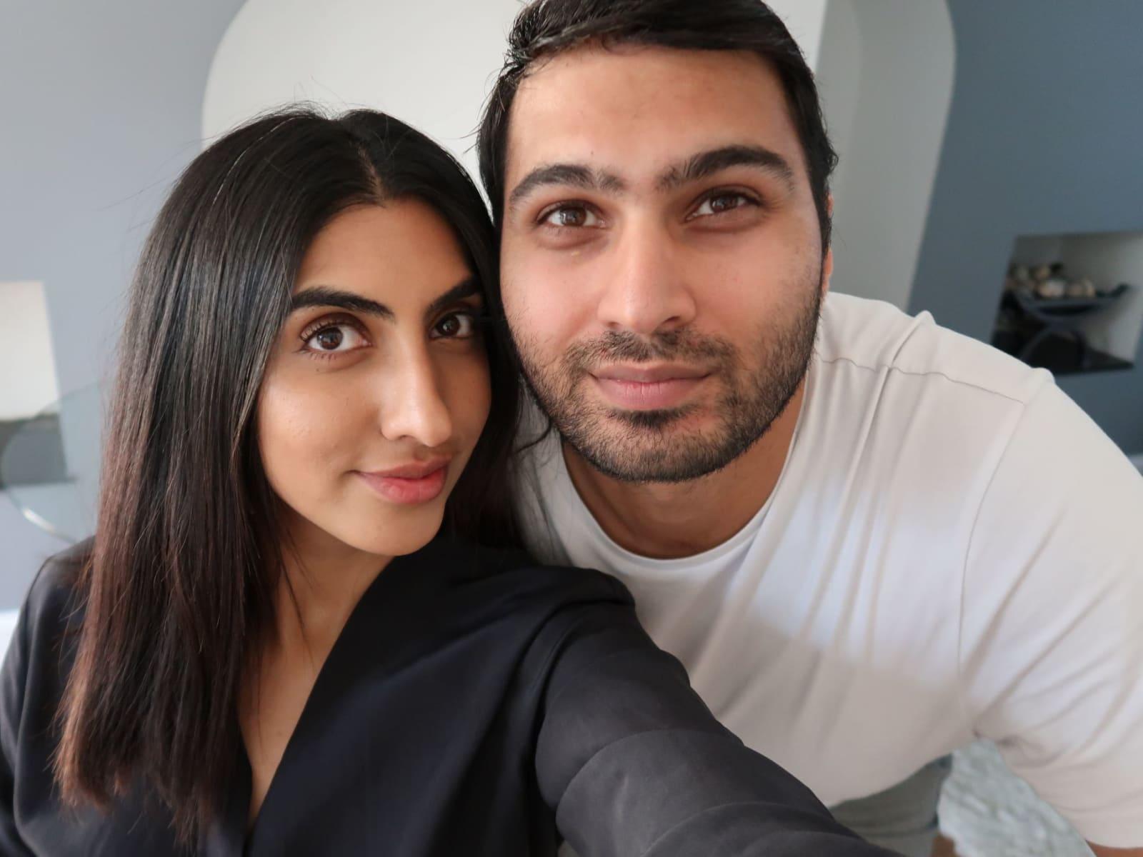 Karan & Ranjit from London, United Kingdom