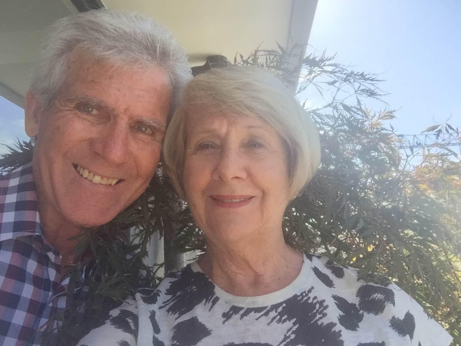 Leigh & john & John from Melbourne, Victoria, Australia