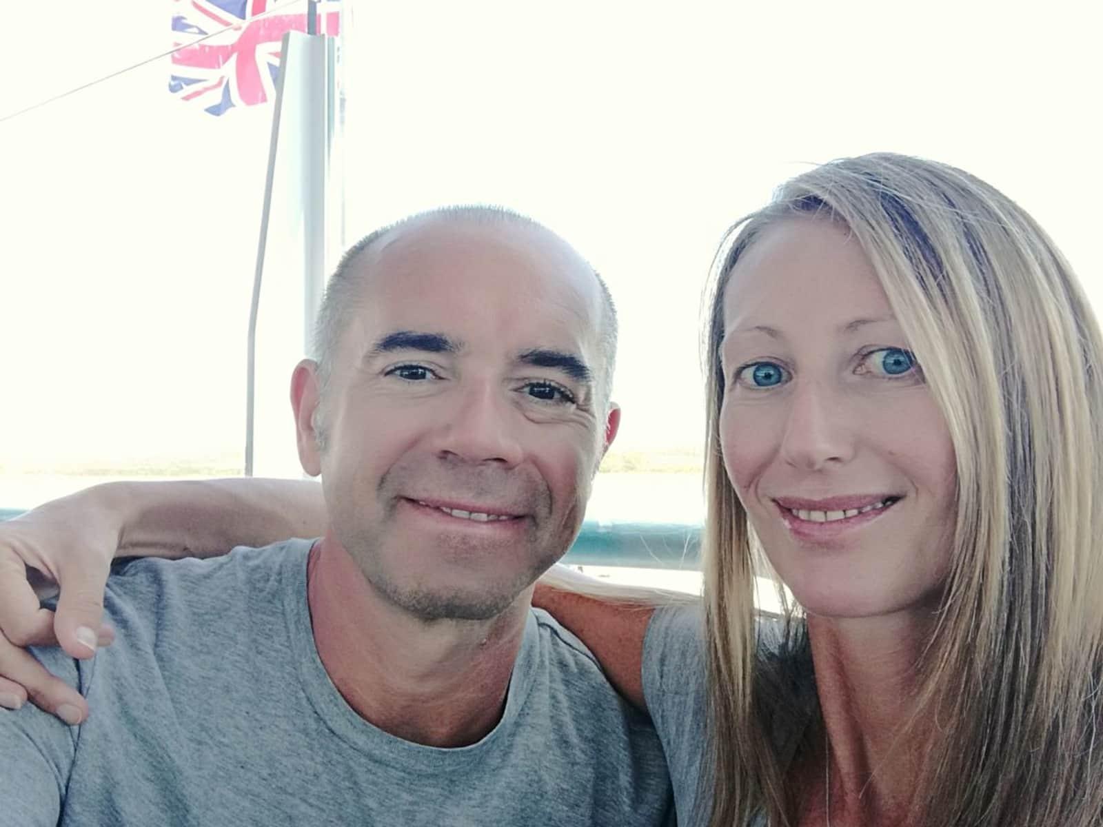Ornella & Sergio from Milano, Italy