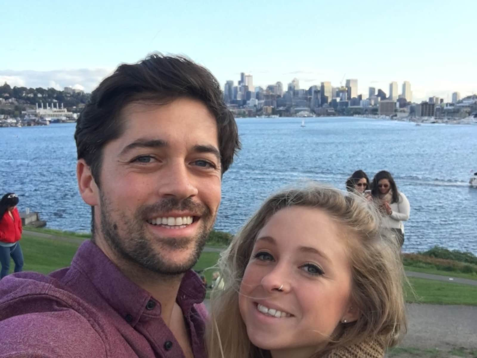 Matthew & Melanie from London, United Kingdom