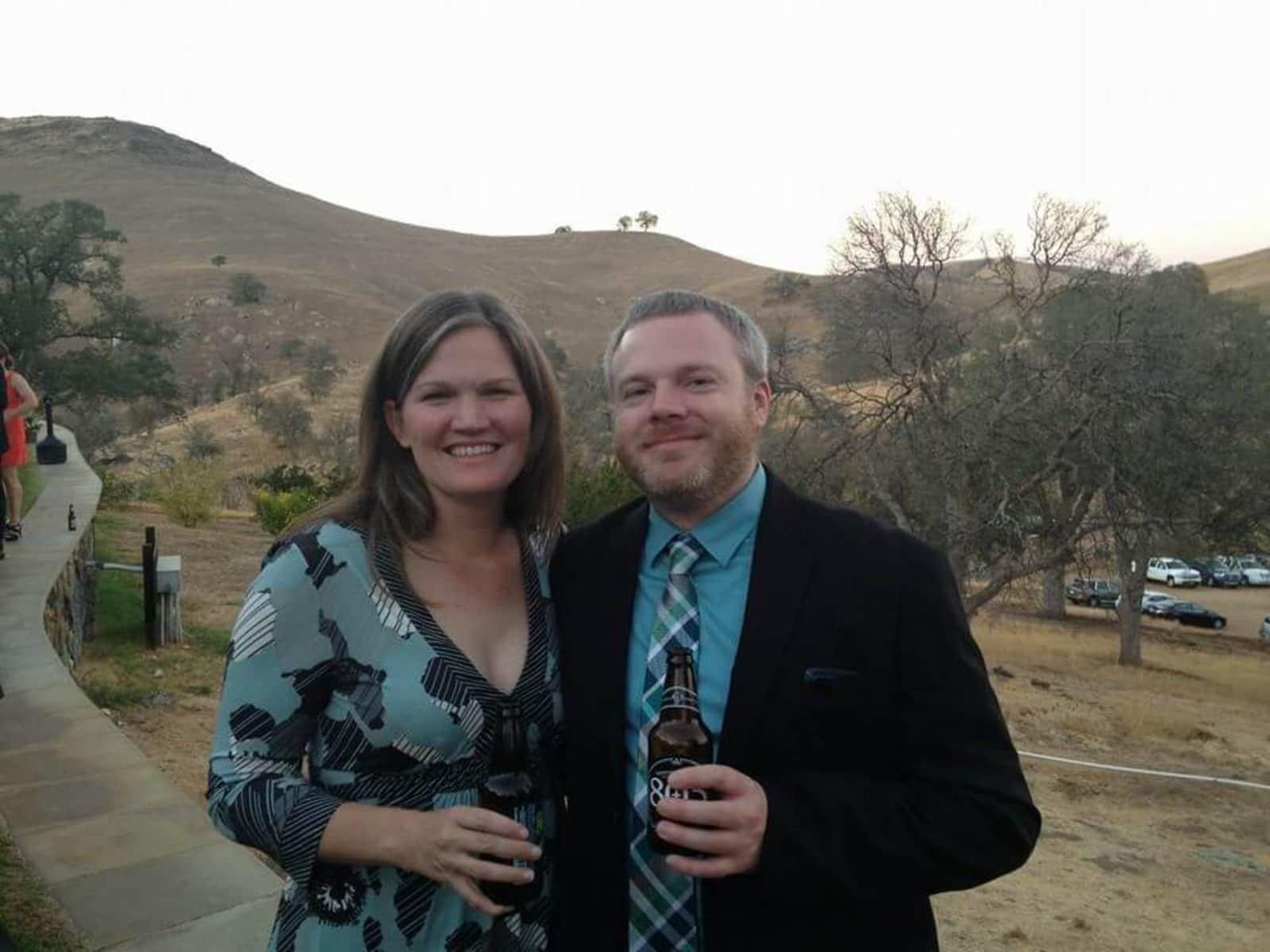 Kara & Jon from San Leandro, California, United States