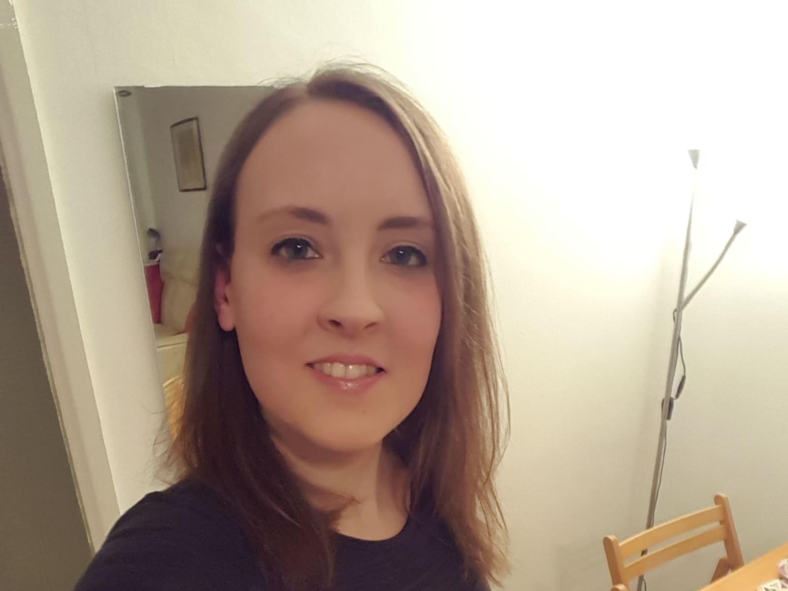 Madeleine from Preston, United Kingdom