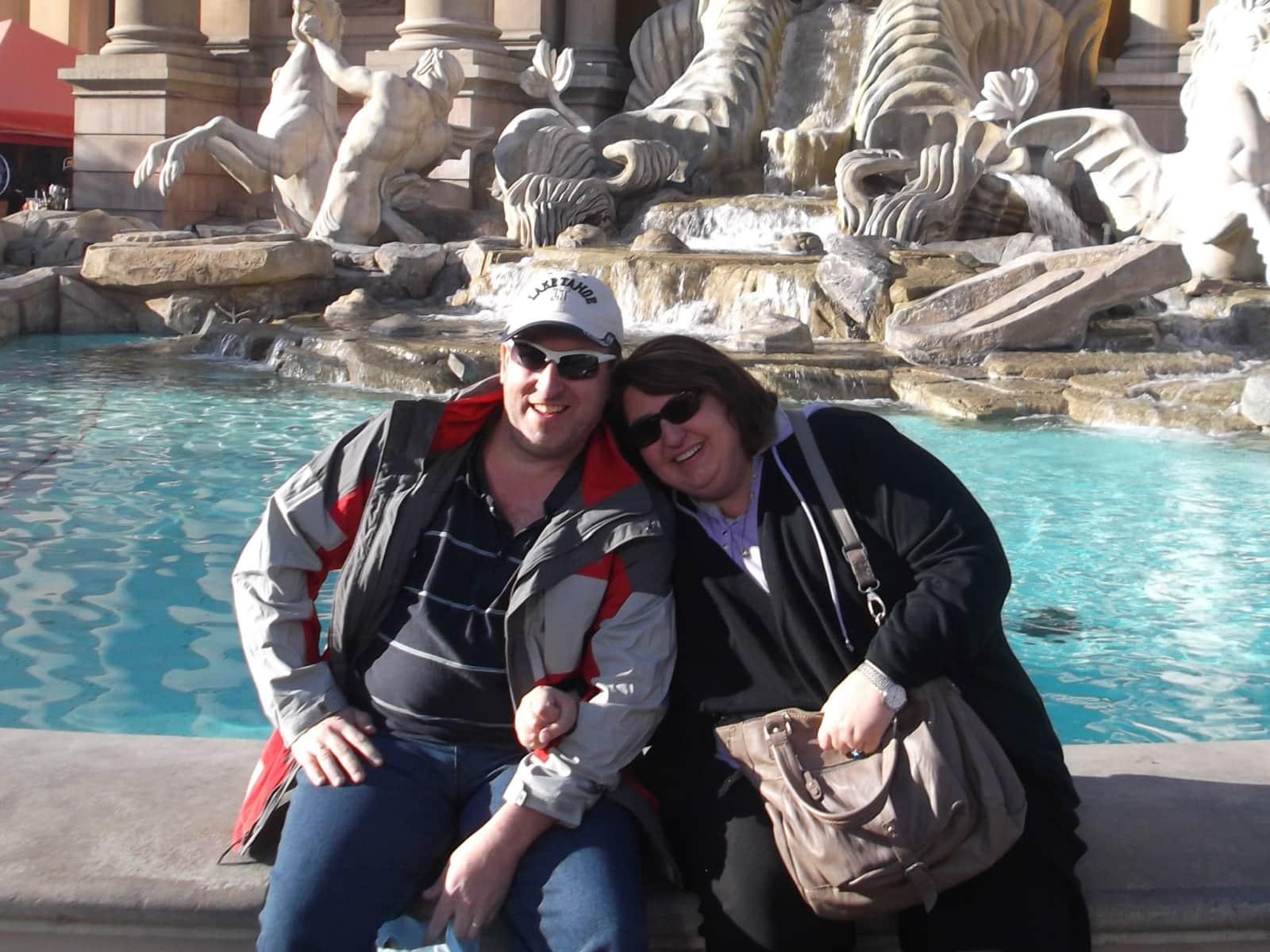 Sally & John from Tarneit, Victoria, Australia