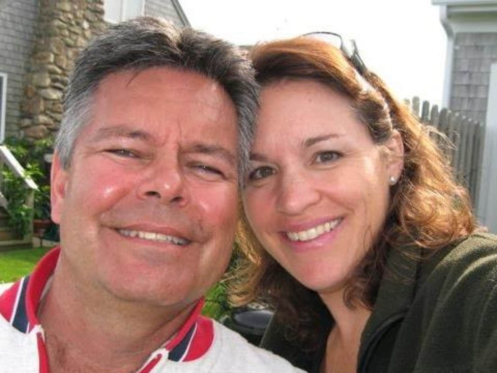 Stephanie & Brian from Narragansett, Rhode Island, United States