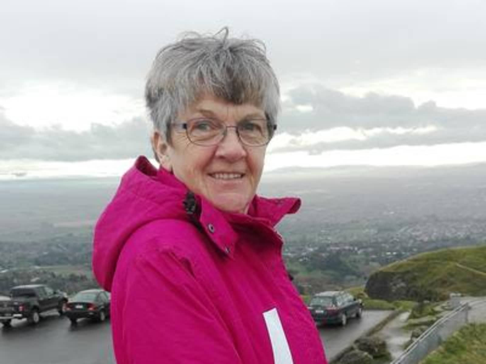 Lesley from Nelson, New Zealand