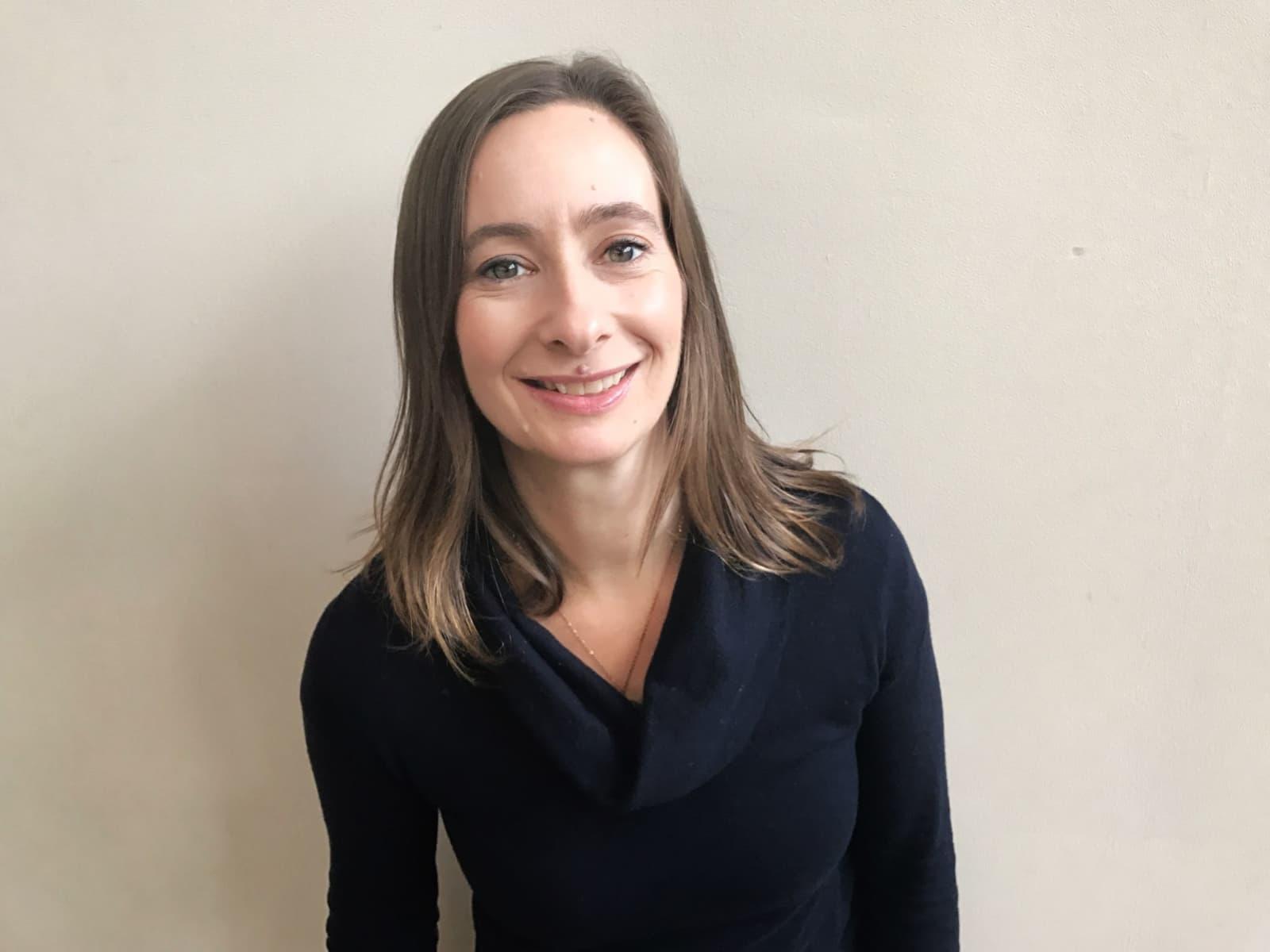 Helene from Montréal, Quebec, Canada