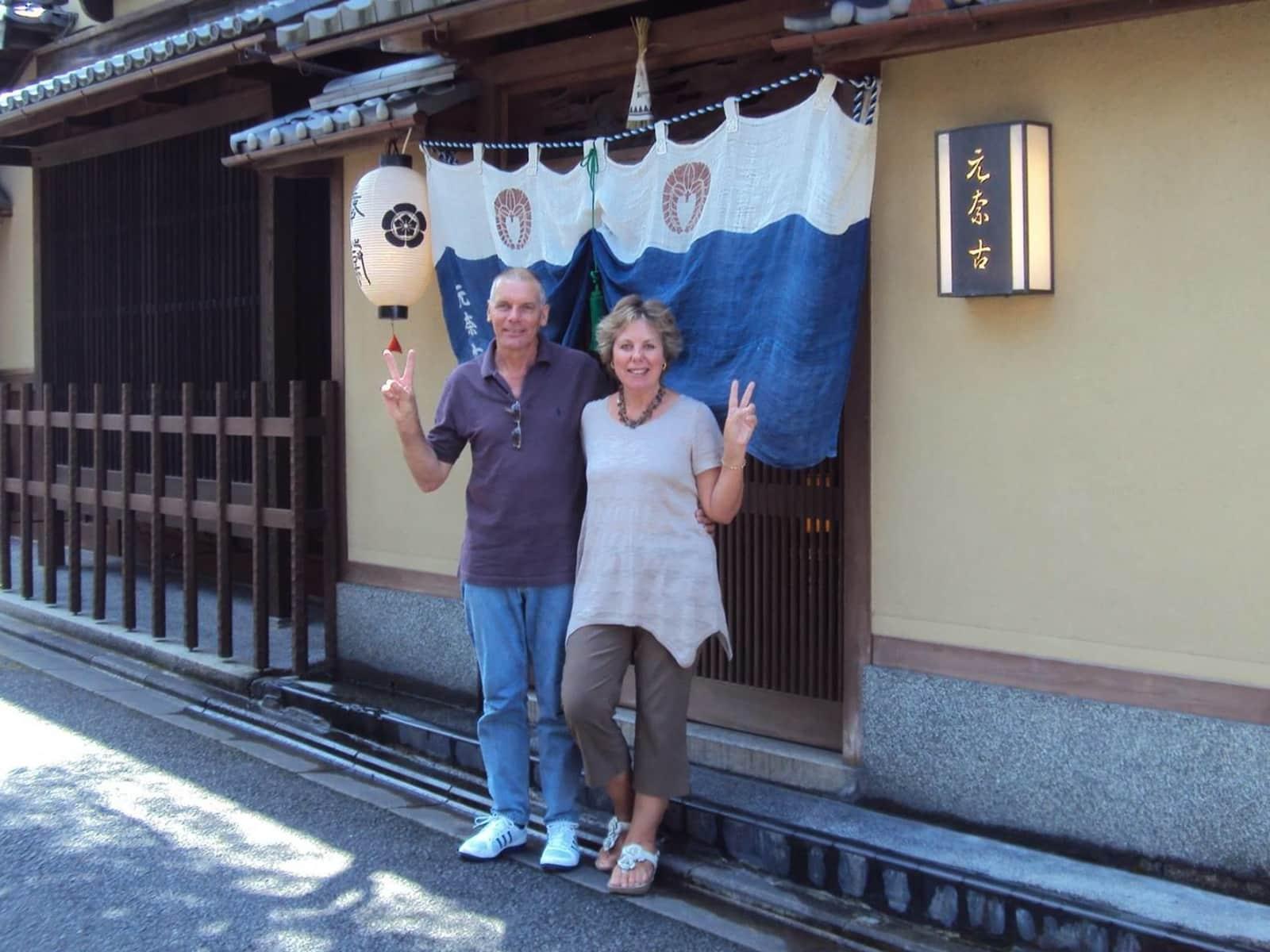 Deborah & Trevor from Kuala Lumpur, Malaysia