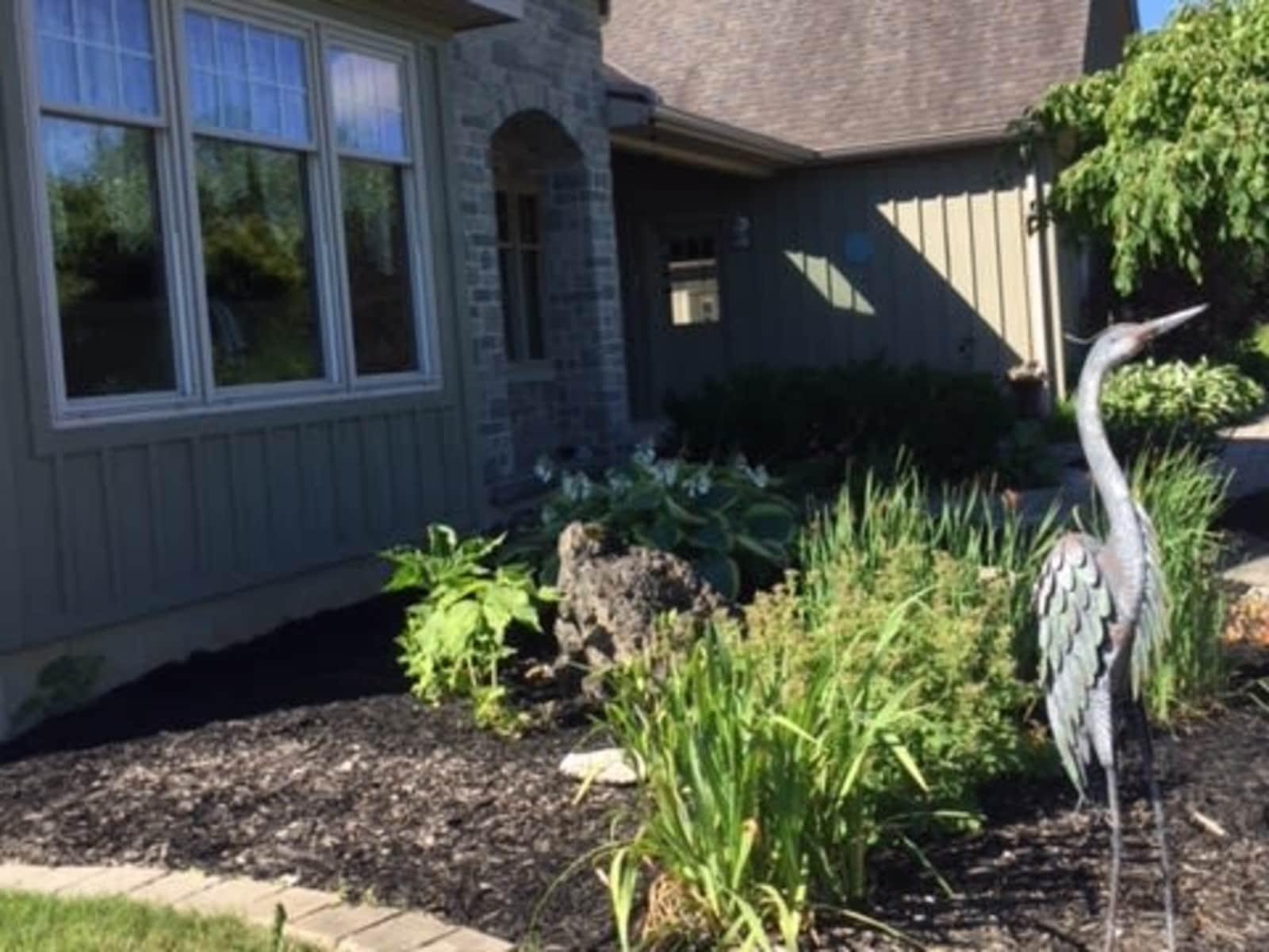 Housesitting assignment in Durham, Ontario, Canada