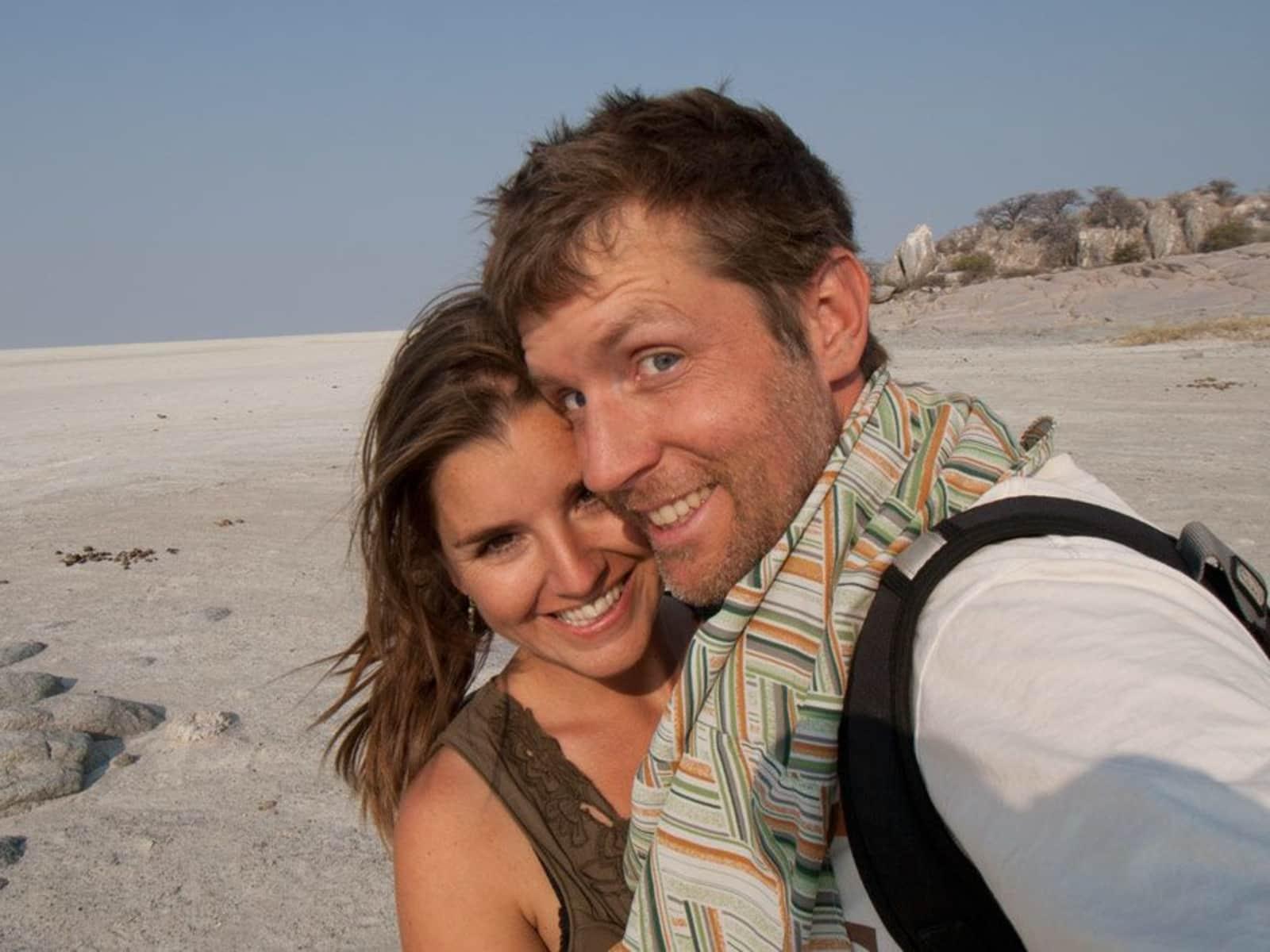 Hal  & Cristina from Asheville, North Carolina, United States