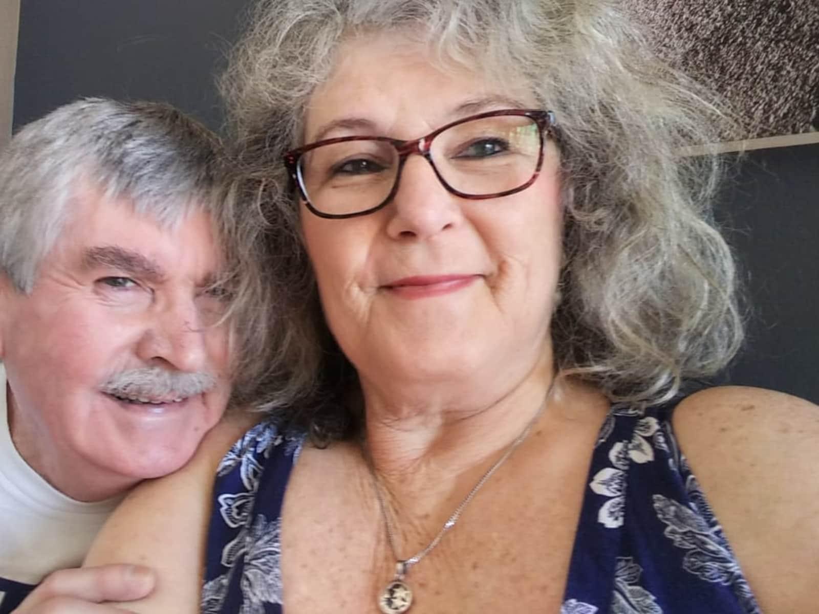 George & Meryl from Wilmslow, United Kingdom