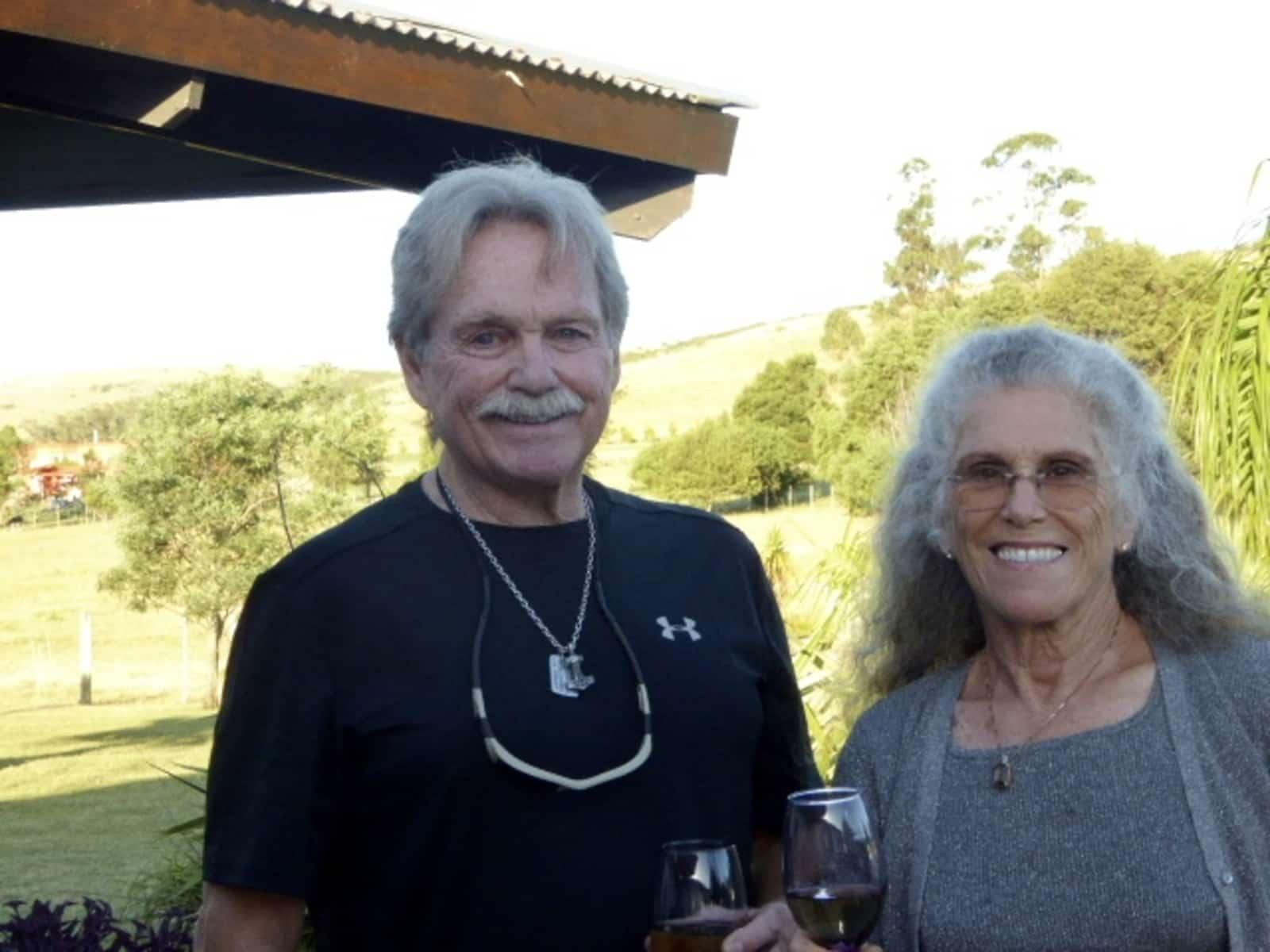 Karen & Neal from Punta del Este, Uruguay