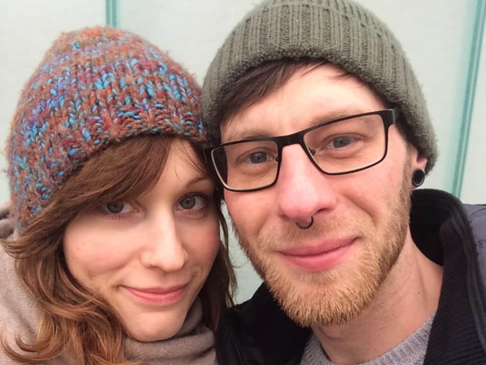 Nina & Peter from Berlin, Germany