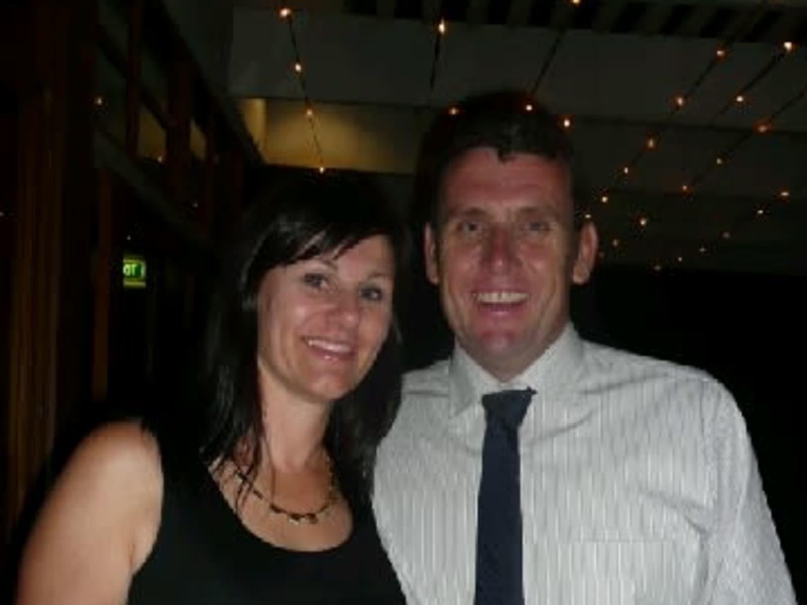 Karen & Brian from Brisbane, Queensland, Australia