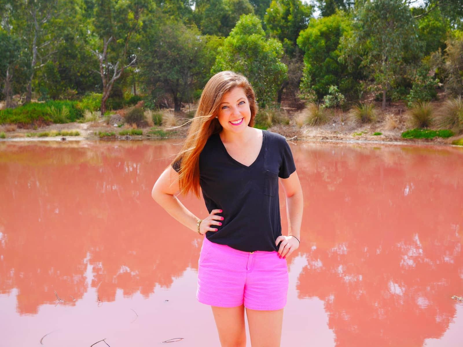 Brittany from Melbourne, Victoria, Australia