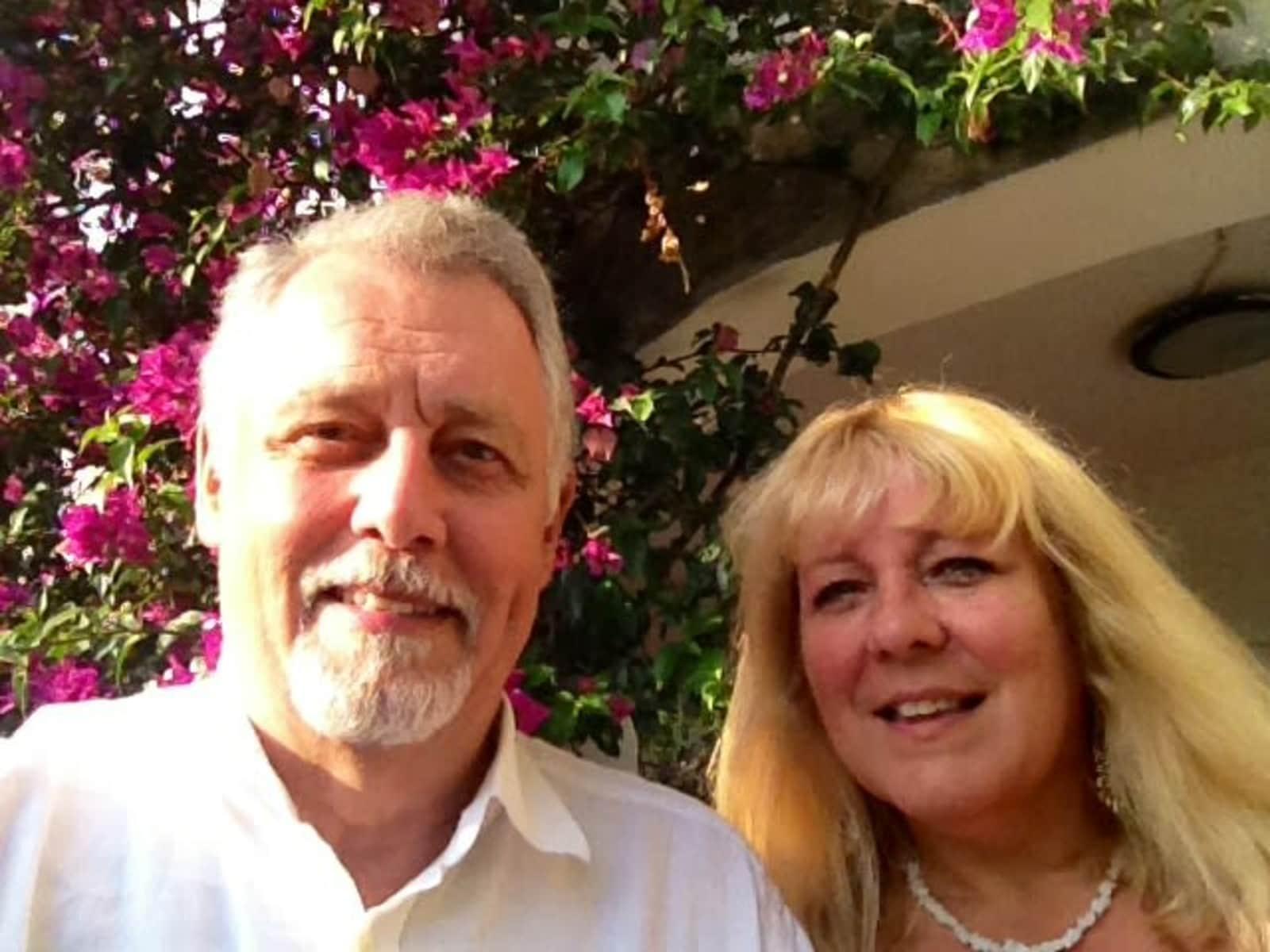 Jane & Simon from Newark on Trent, United Kingdom