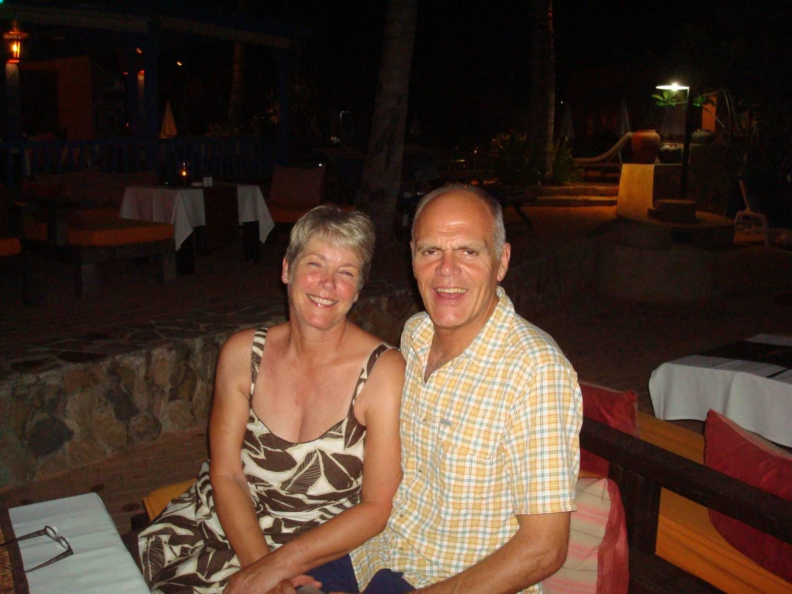 Steve & Jenny from Taupo, New Zealand