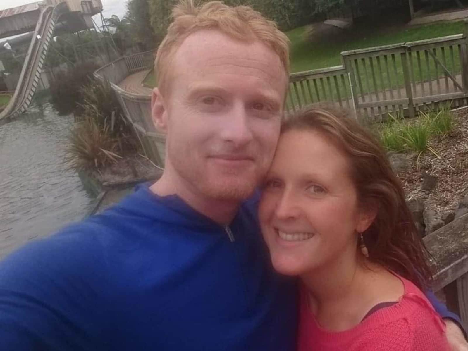 Francine & Glyn from London, United Kingdom