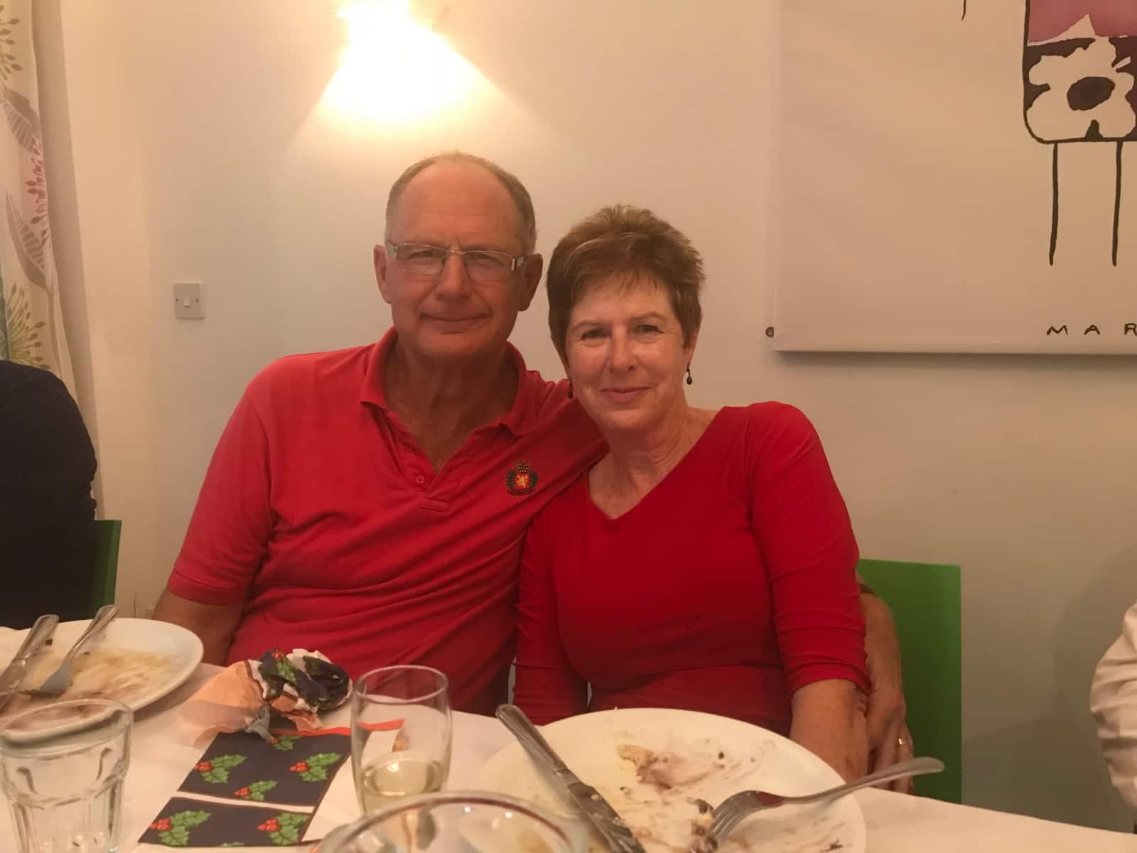 Denise & Steve from Poole, United Kingdom