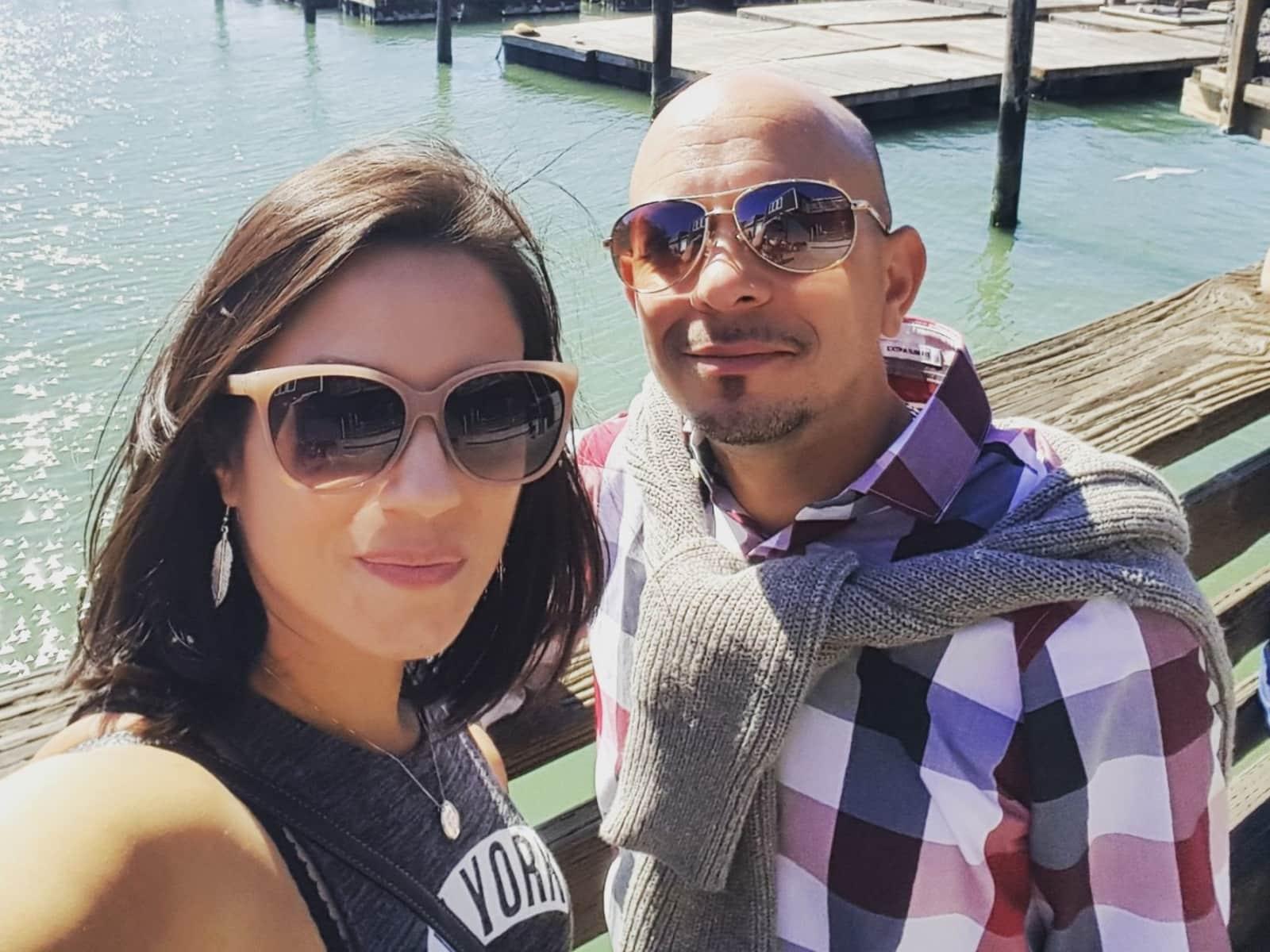Natalie & Vinny from Orlando, Florida, United States