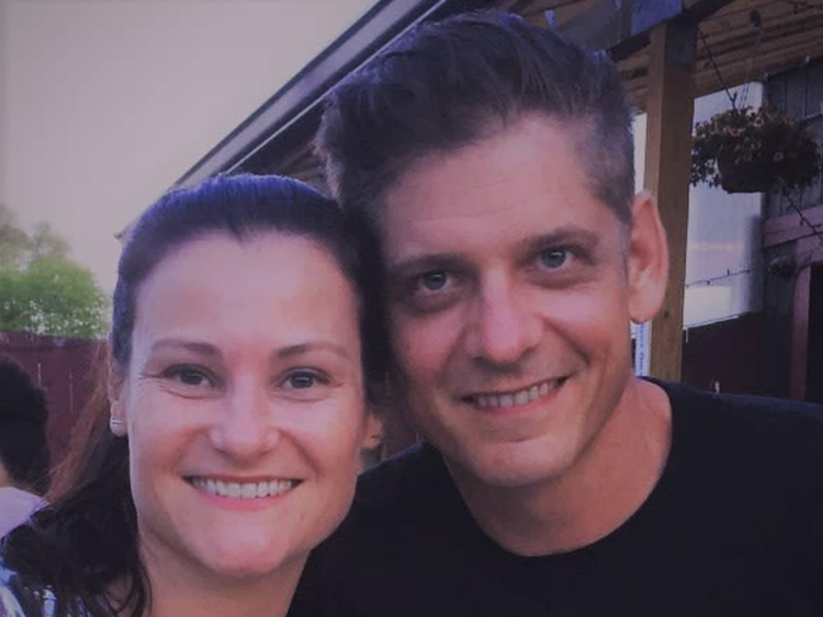Rebecca & Michael from Toronto, Ontario, Canada