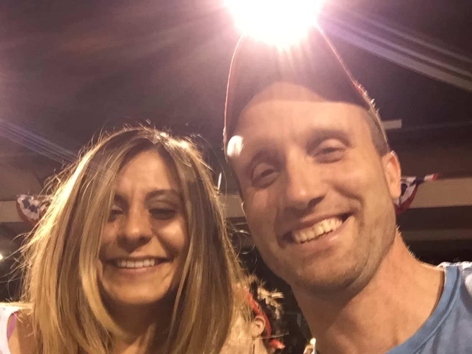 Laura and chad & Chad from Louisville, Kentucky, United States