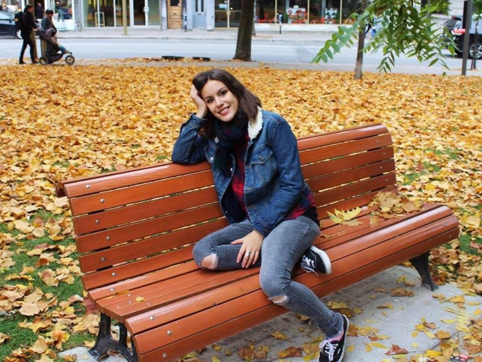 Alexandra from Edinburgh, United Kingdom
