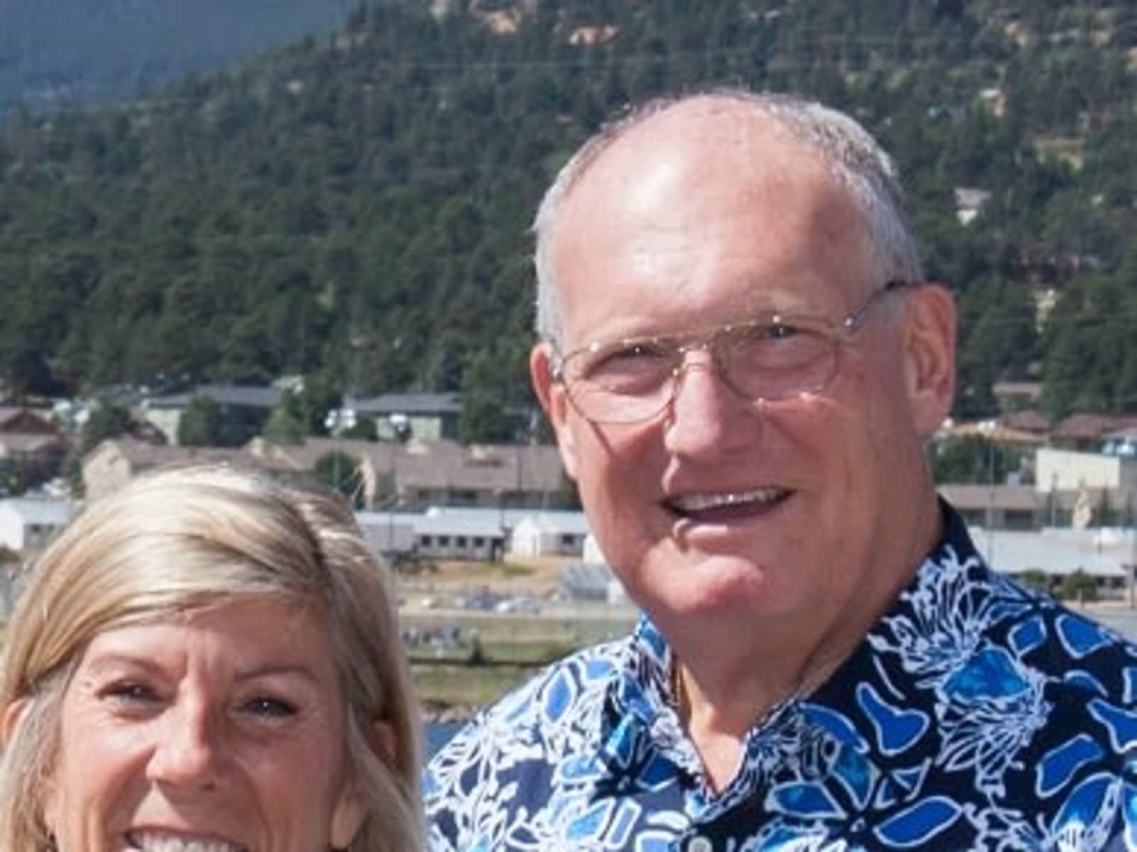 David & Susan from Estes Park, Colorado, United States
