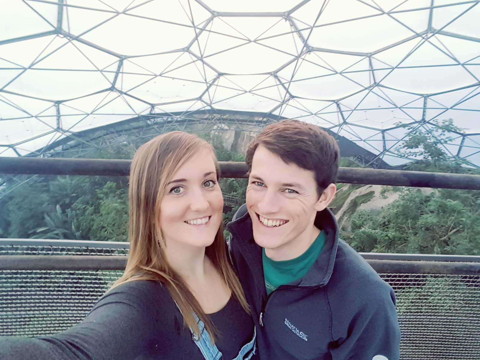 Richard & Eleanor from Sydney, New South Wales, Australia