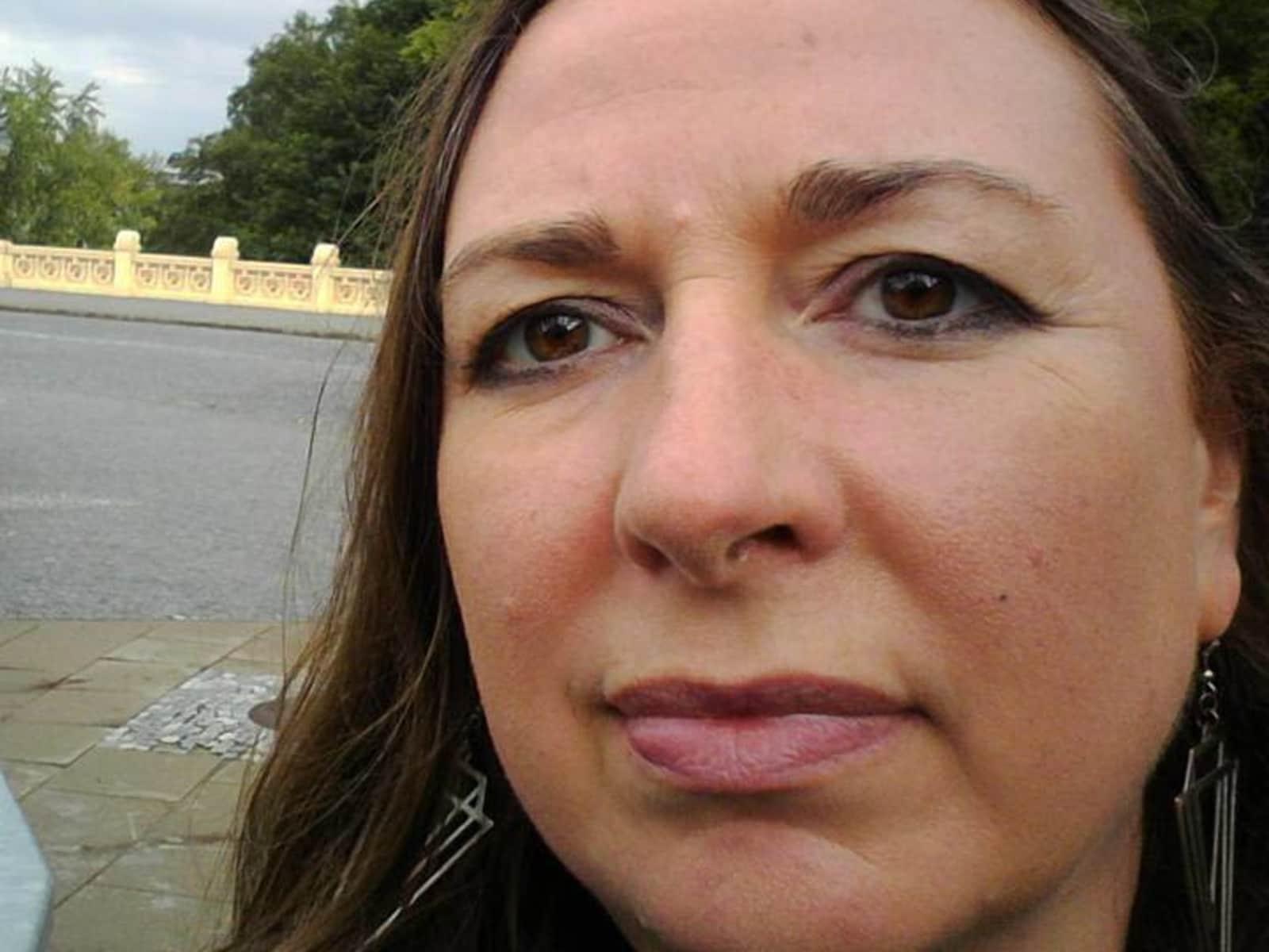 Yvonne from Kinsale, Ireland