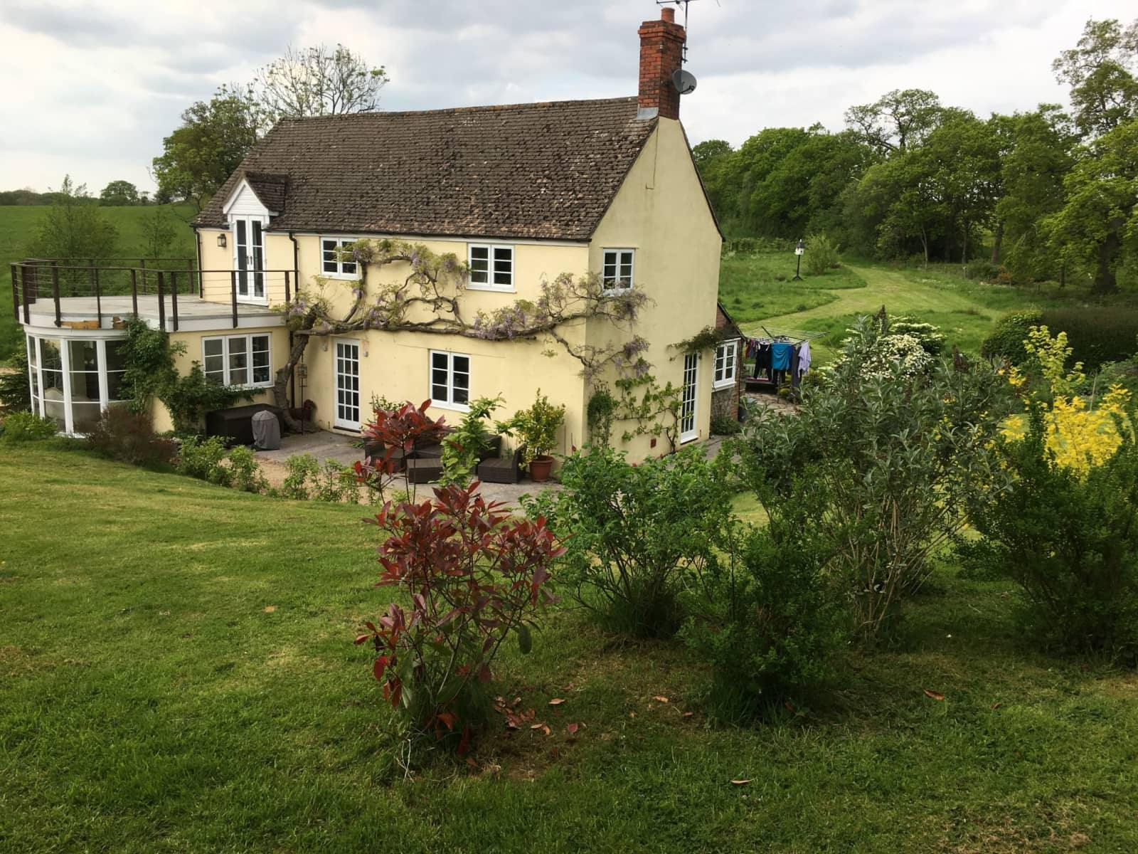 Housesitting assignment in Witham Friary, United Kingdom