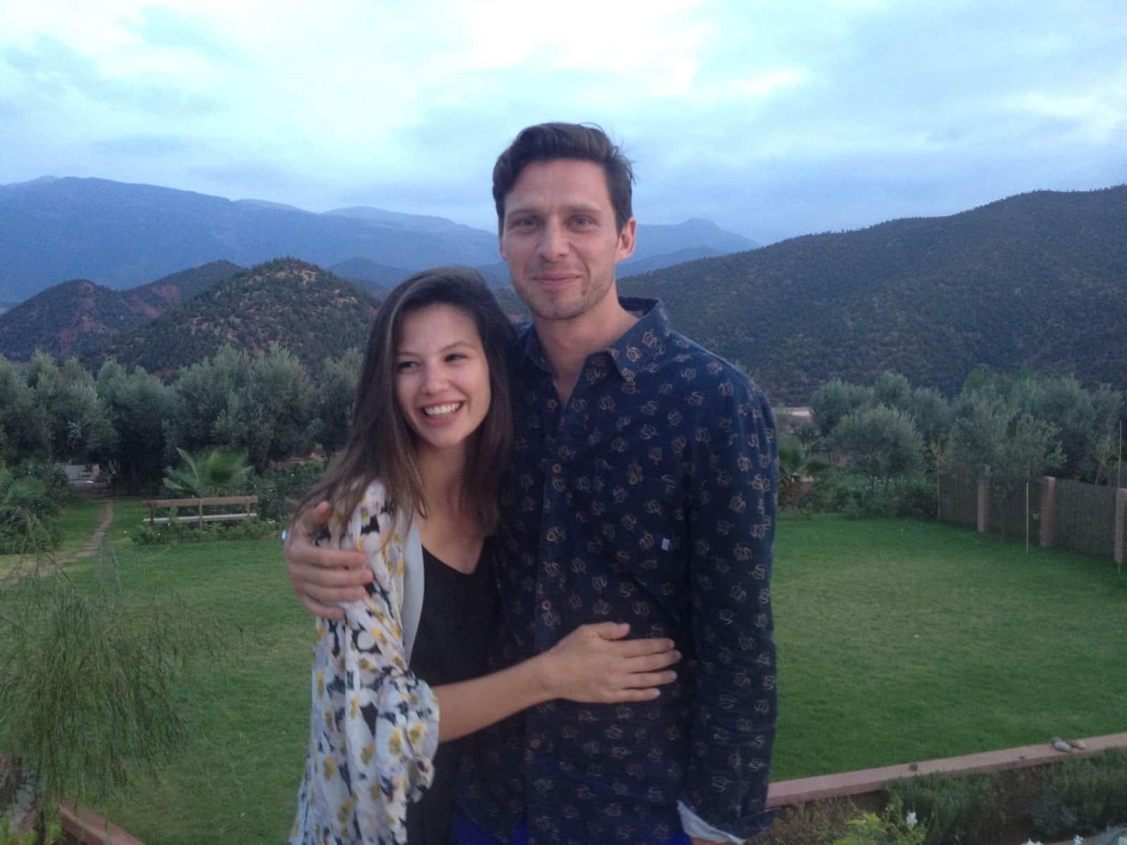 Juliet & Jon-paul from Los Angeles, California, United States