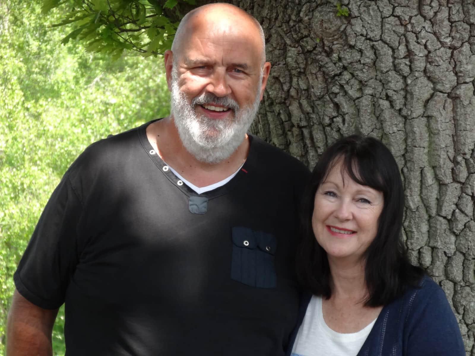 Michael & Anita from Perth, Western Australia, Australia